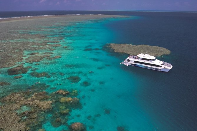 Silversonic Outer Great Barrier Reef Dive and Snorkel Cruise from Port Douglas