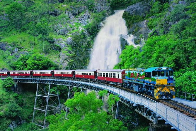 Full-Day Tour with Kuranda Scenic Railway Skyrail Rainforest Cableway and Hartley's Crocodile Adventures from Cairns - Victoria Tourism