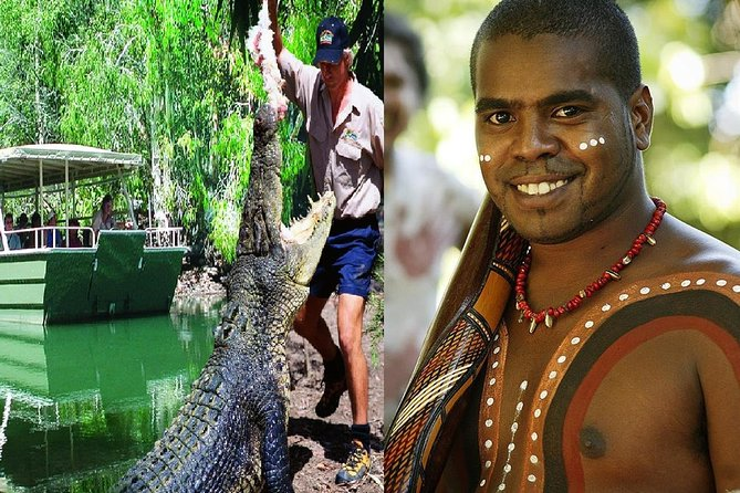Hartley's Crocodile Adventures and Tjapukai Cultural Park Day Trip from Cairns - Victoria Tourism