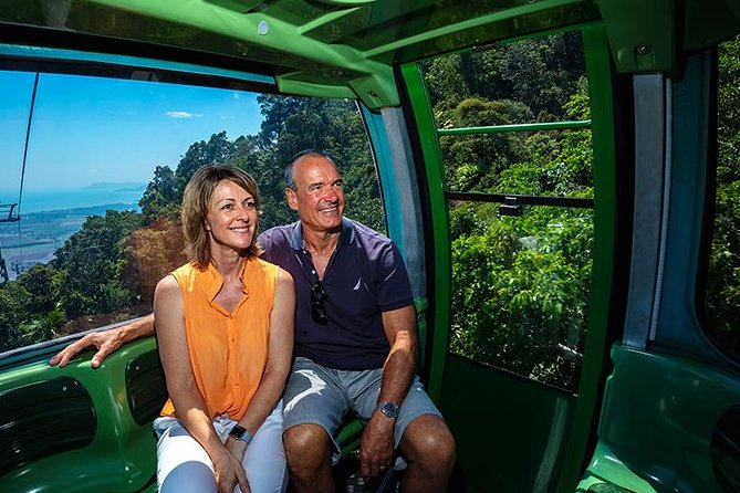 Skyrail Rainforest Cableway Day Trip from Palm Cove - Victoria Tourism
