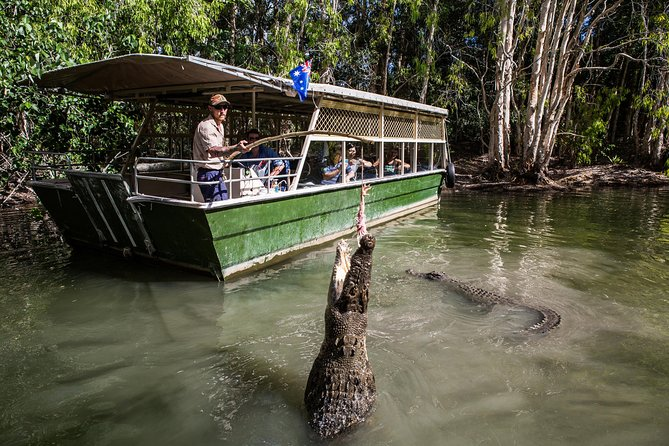 Hartley's Crocodile Adventures Day Trip from Palm Cove - Victoria Tourism