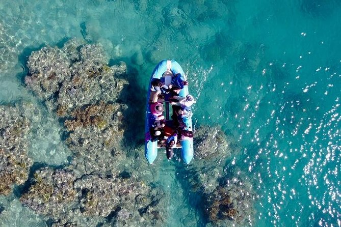 Glass-bottom boat tour with Whitehaven Beach - Victoria Tourism