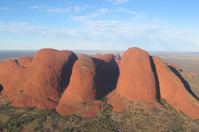 Kata Tjuta and Uluru Grand View Helicopter Flight - Victoria Tourism