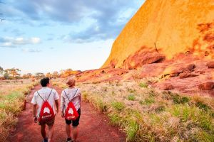 Uluru Sunrise and Guided Base Walk - Victoria Tourism