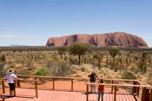 Uluru Small Group Tour including Sunset - Victoria Tourism
