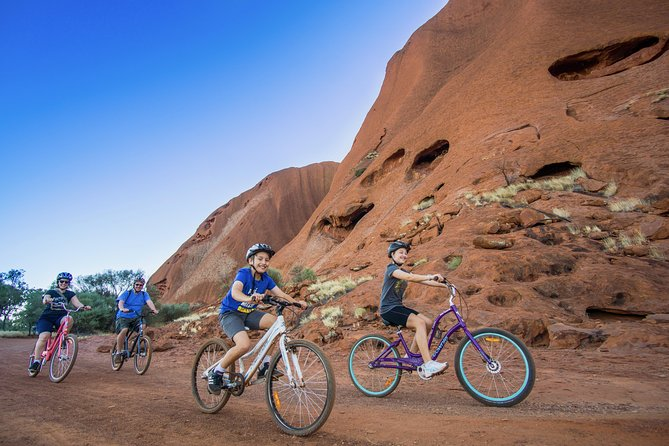 Outback Cycling Uluru Bike Ride - Victoria Tourism