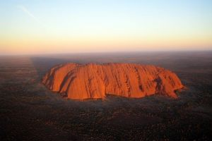 Scenic Flight Uluru Rock Blast - Victoria Tourism