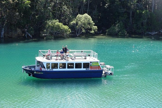 Brunswick Heads Rainforest Eco-Cruise - Victoria Tourism