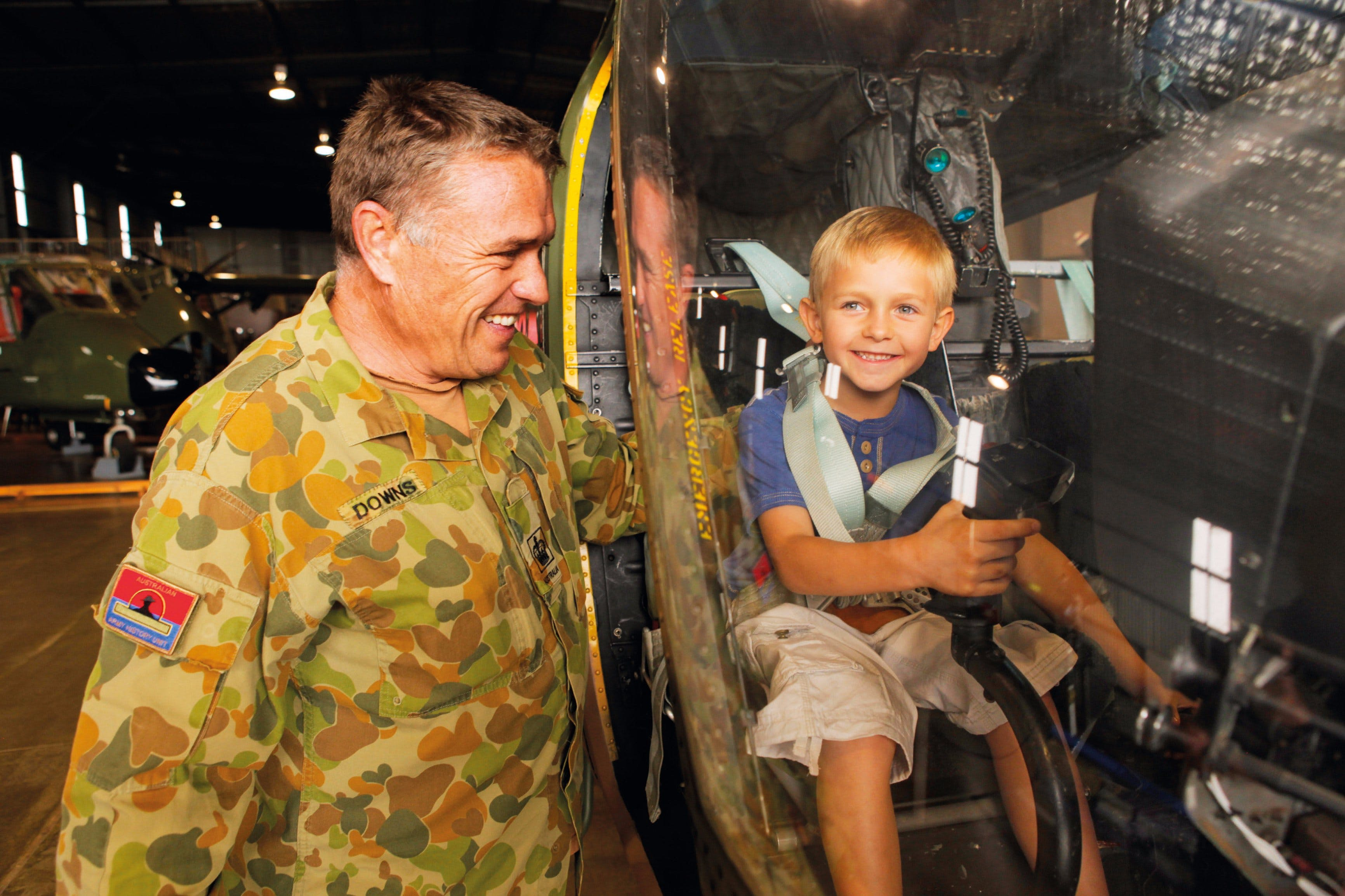 Australian Army Flying Museum - Victoria Tourism