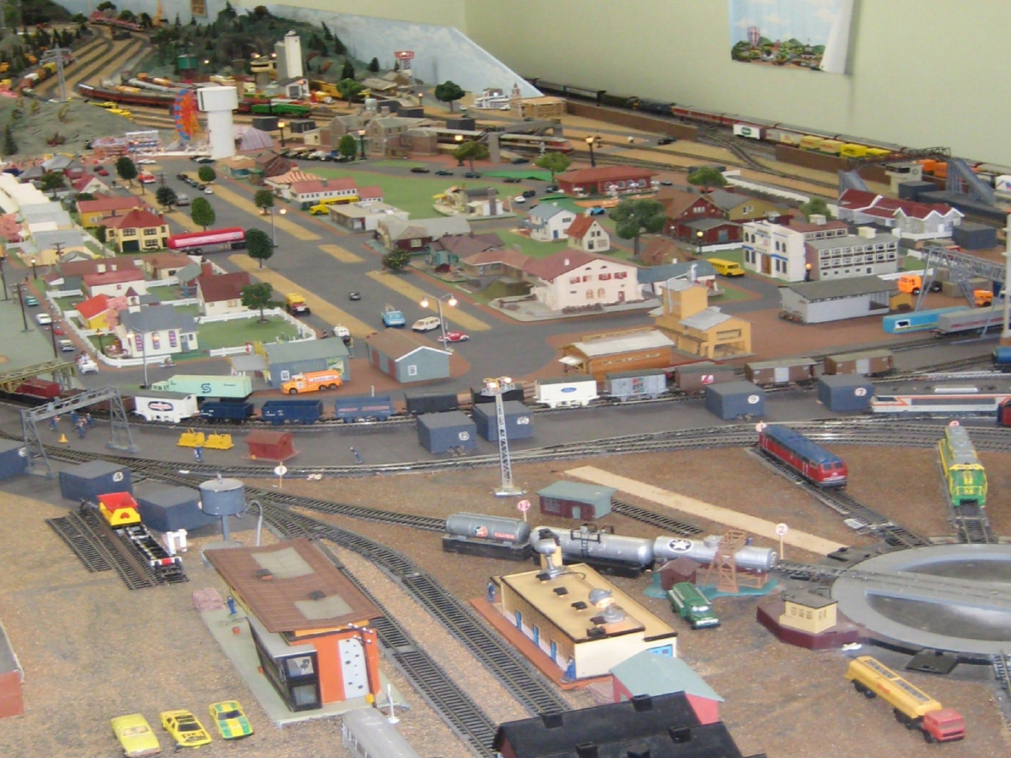 Heywood Model Trains - Victoria Tourism