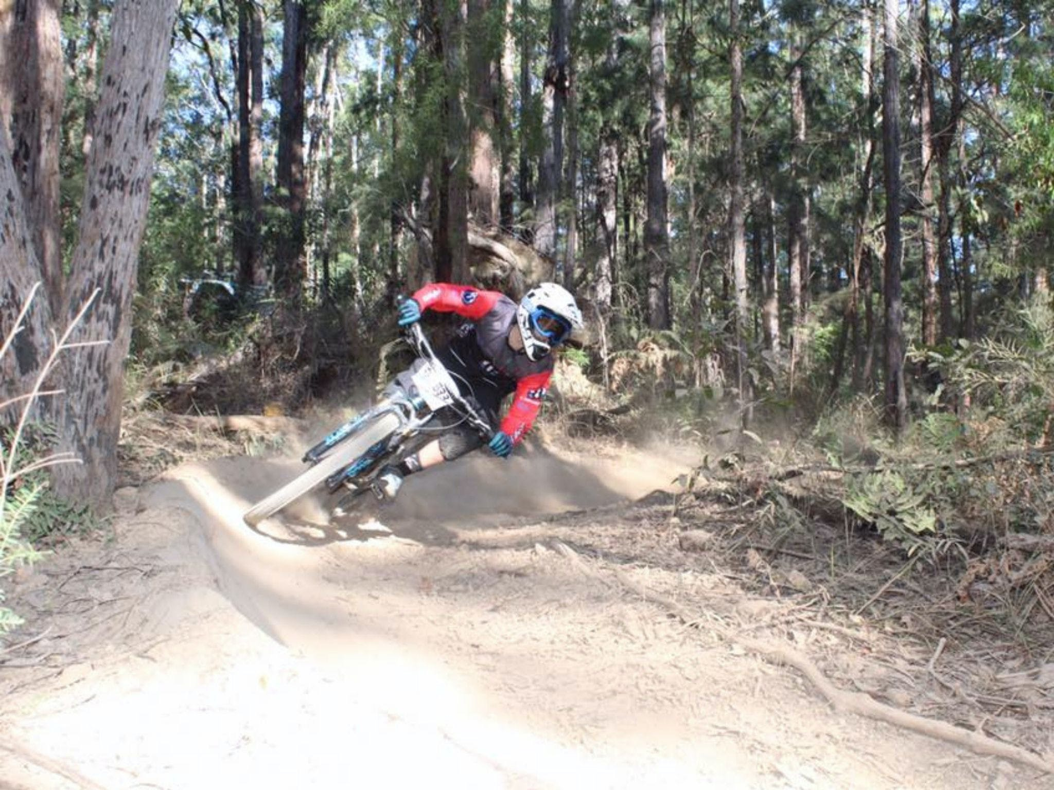 Jolly Nose Mountain Bike Park - Victoria Tourism