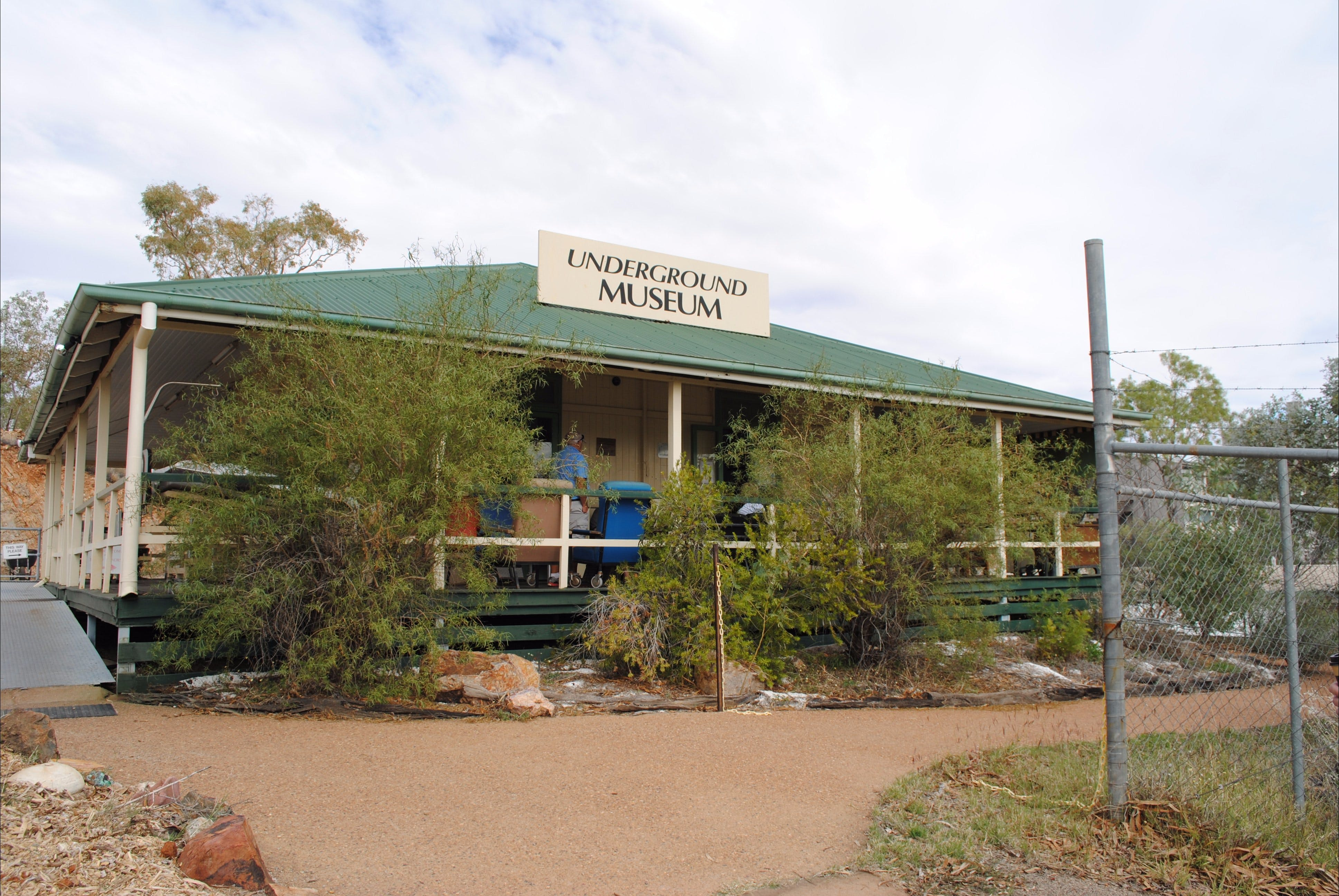 Mount Isa Underground Hospital and Museum - Victoria Tourism