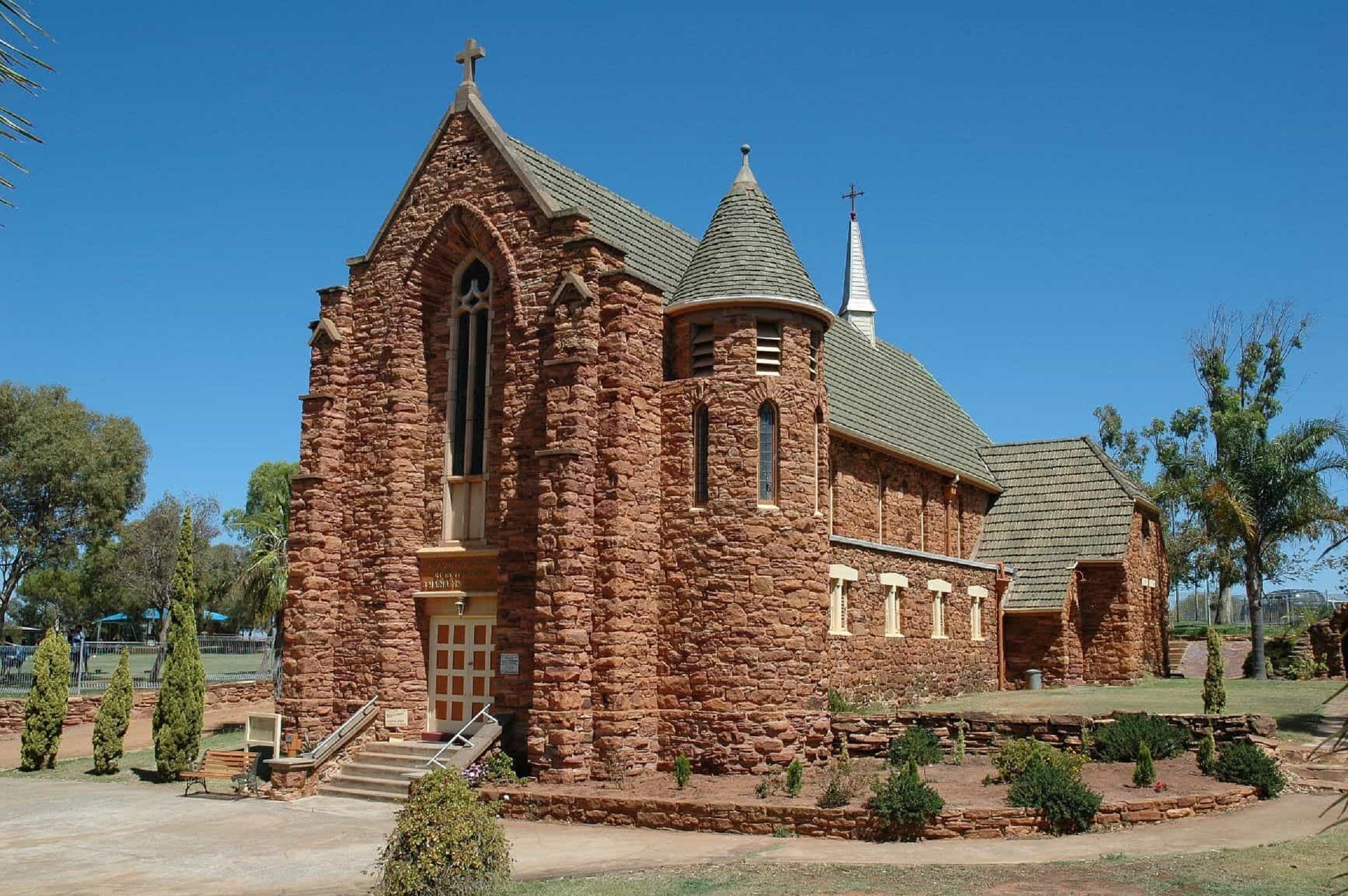 Saint Marys in Ara Coeli  Northampton - Victoria Tourism