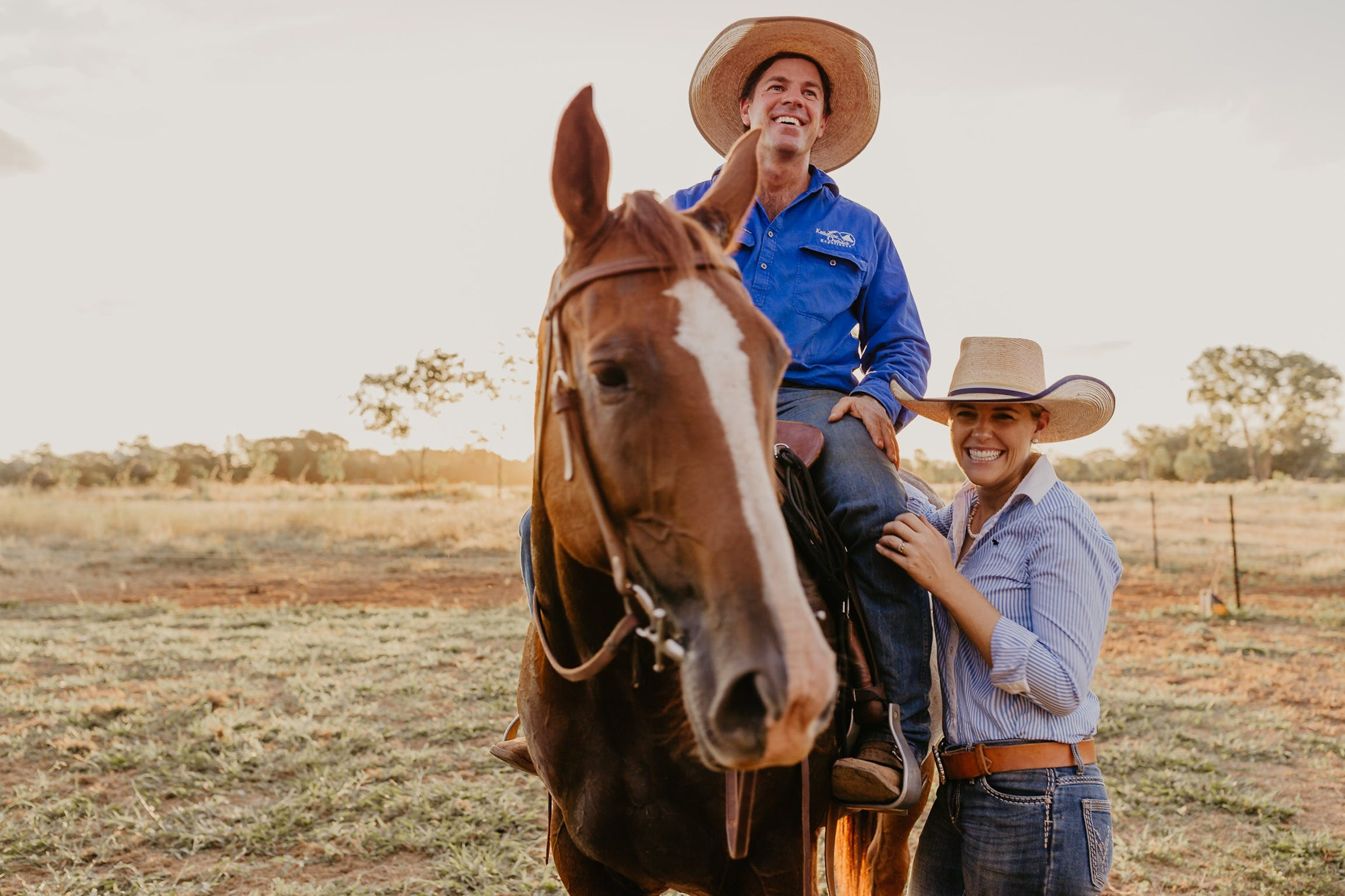 Katherine Outback Experience - Horse Riding Experience - Victoria Tourism