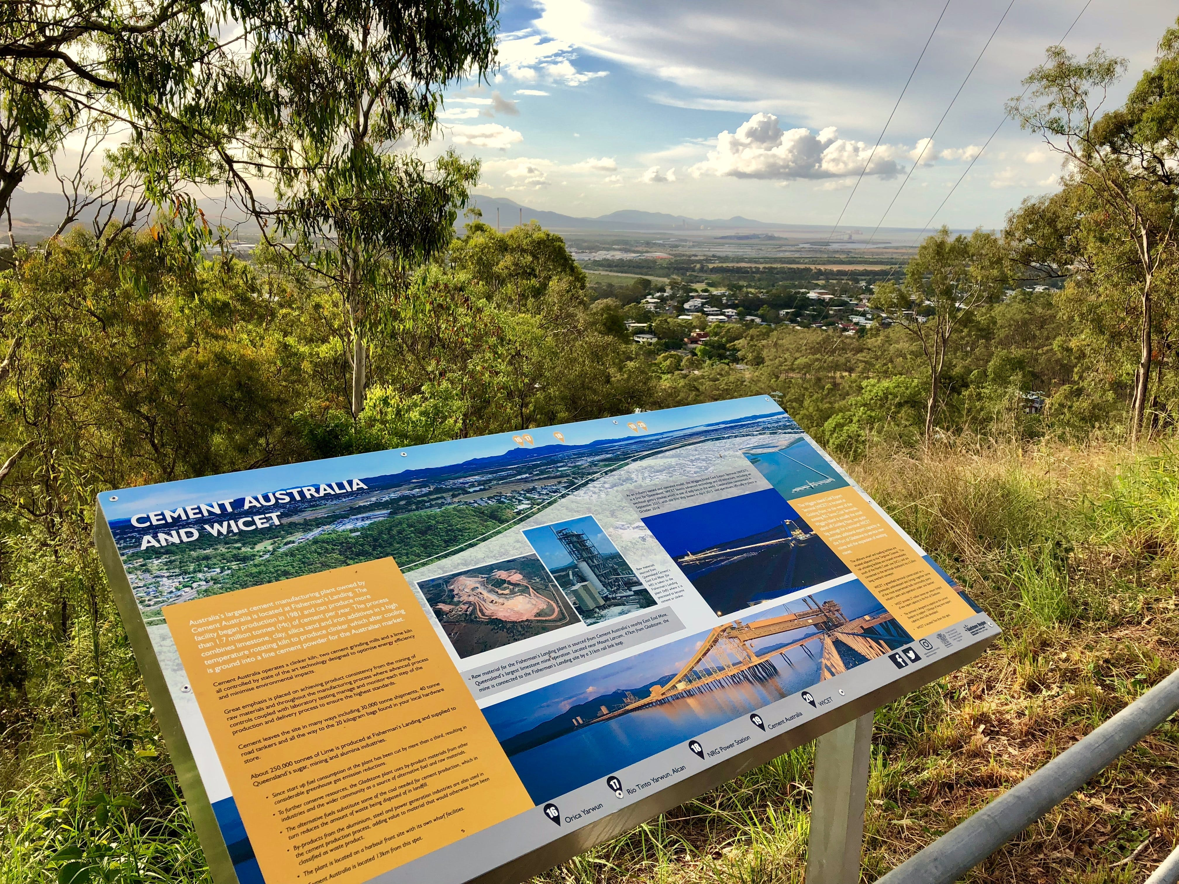Round Hill Lookout - Victoria Tourism