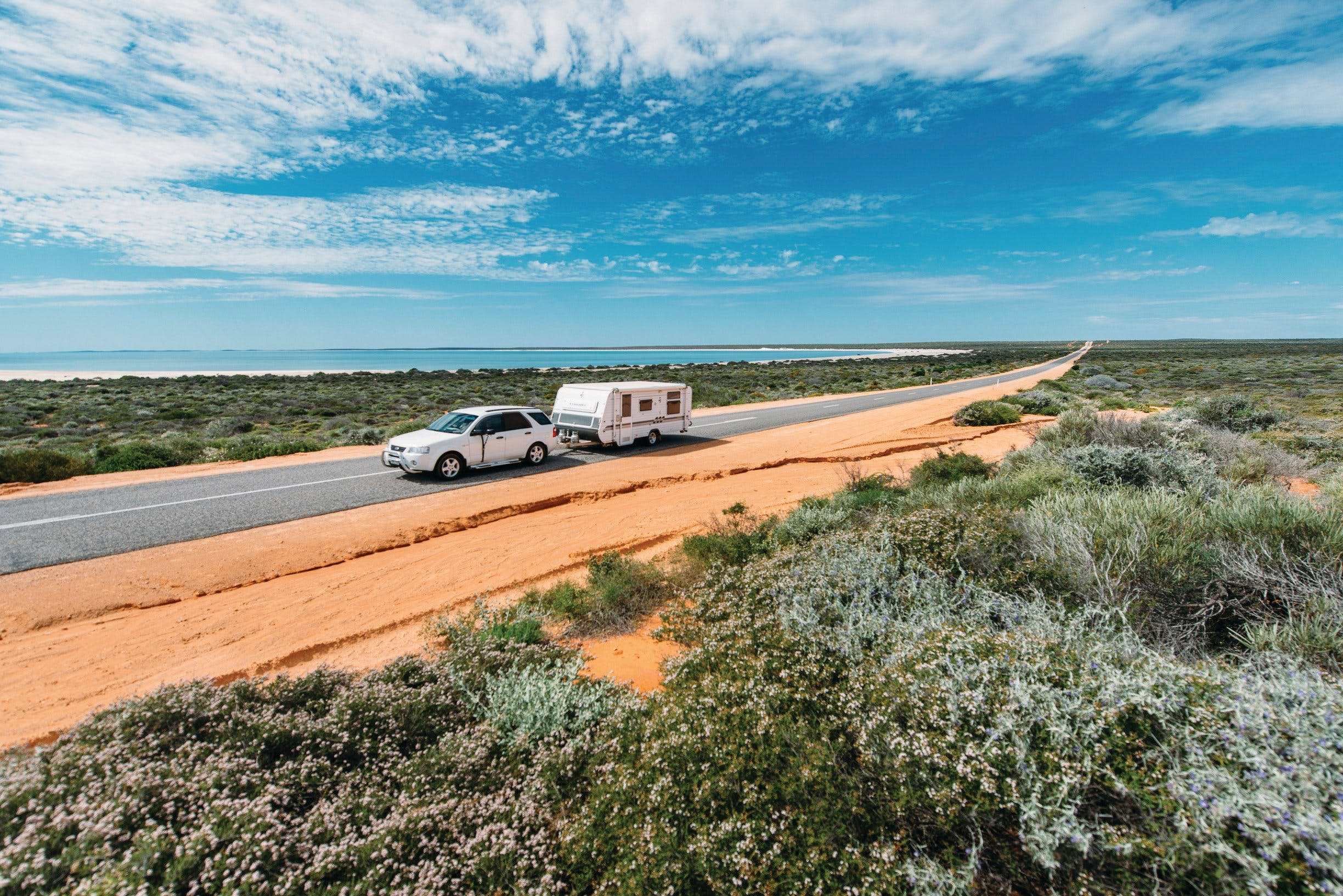 Shark Bay World Heritage Drive - Victoria Tourism
