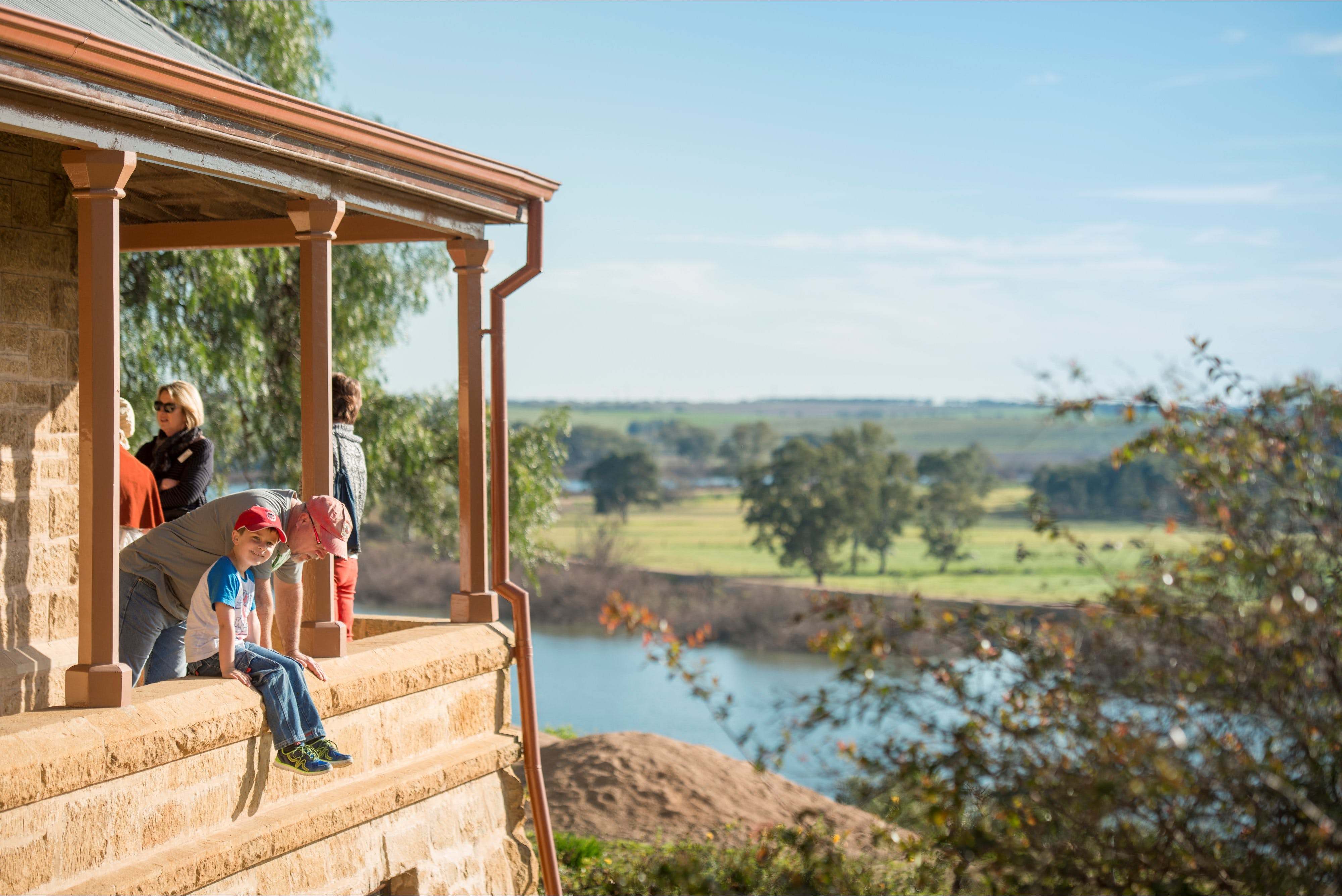The Murray Bridge Discovery Trail - Victoria Tourism