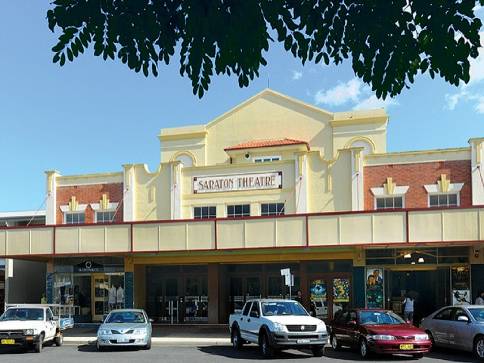 The Saraton Theatre Grafton - Victoria Tourism