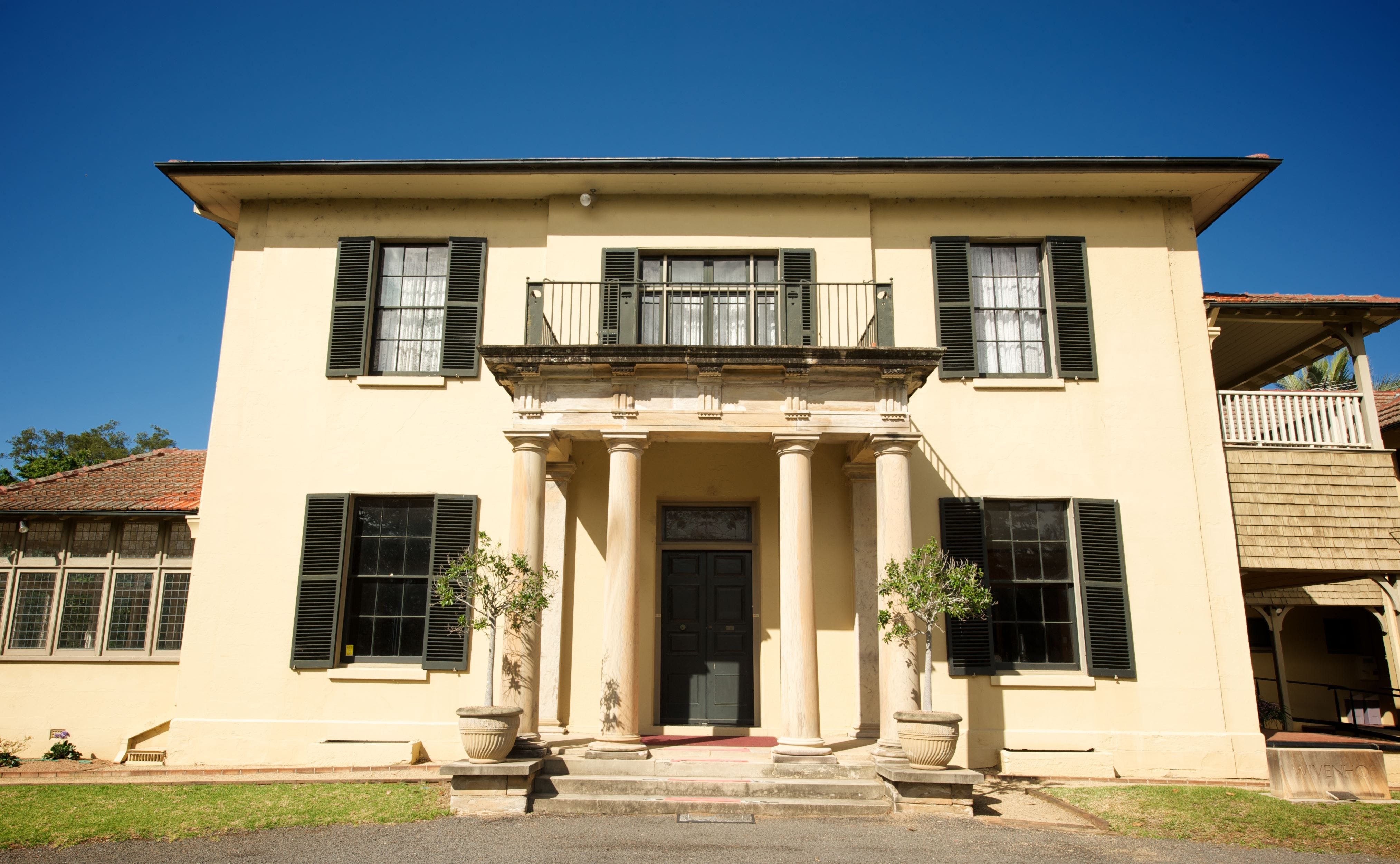 Wivenhoe House - Victoria Tourism