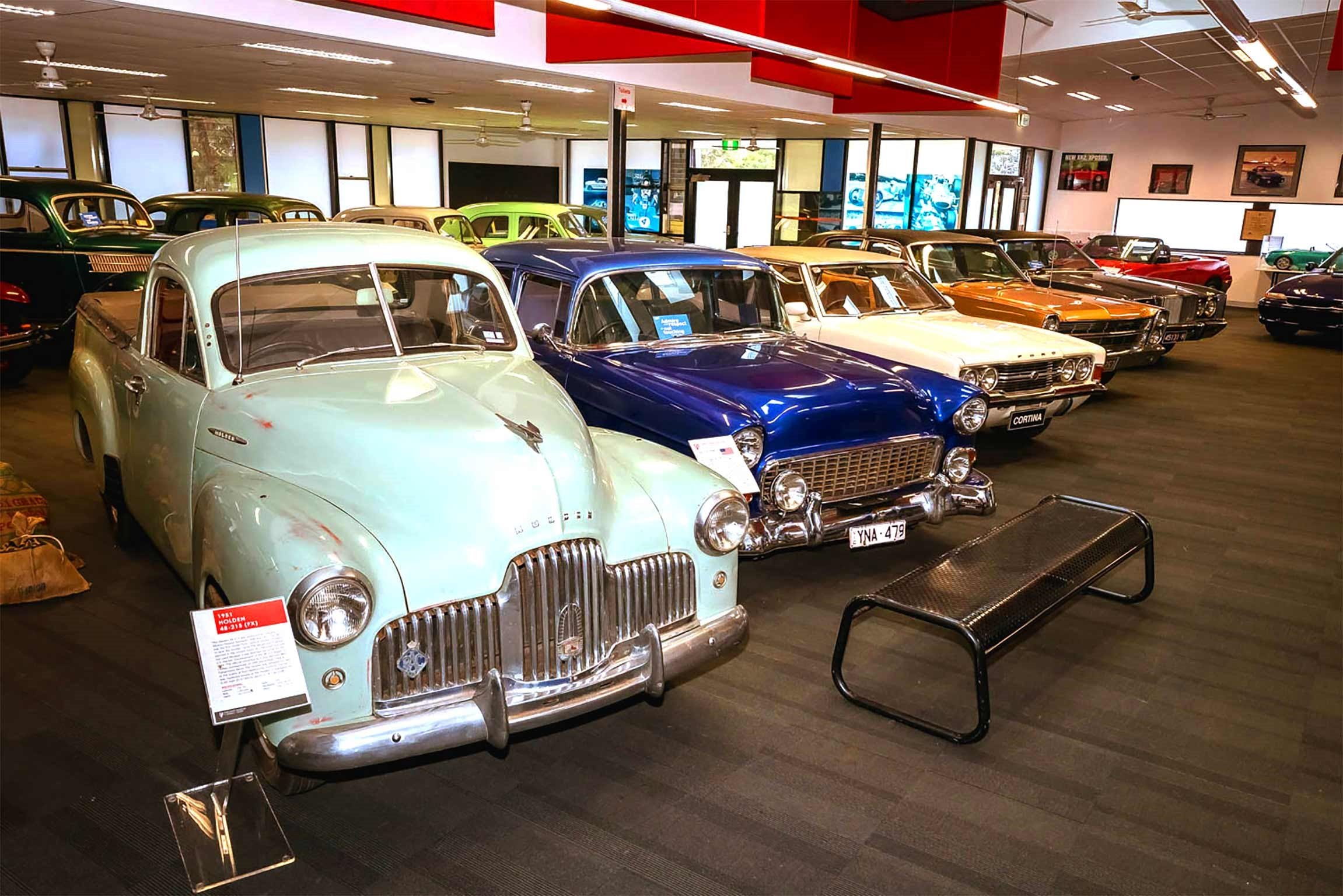 Geelong Museum of Motoring  Industry - Victoria Tourism
