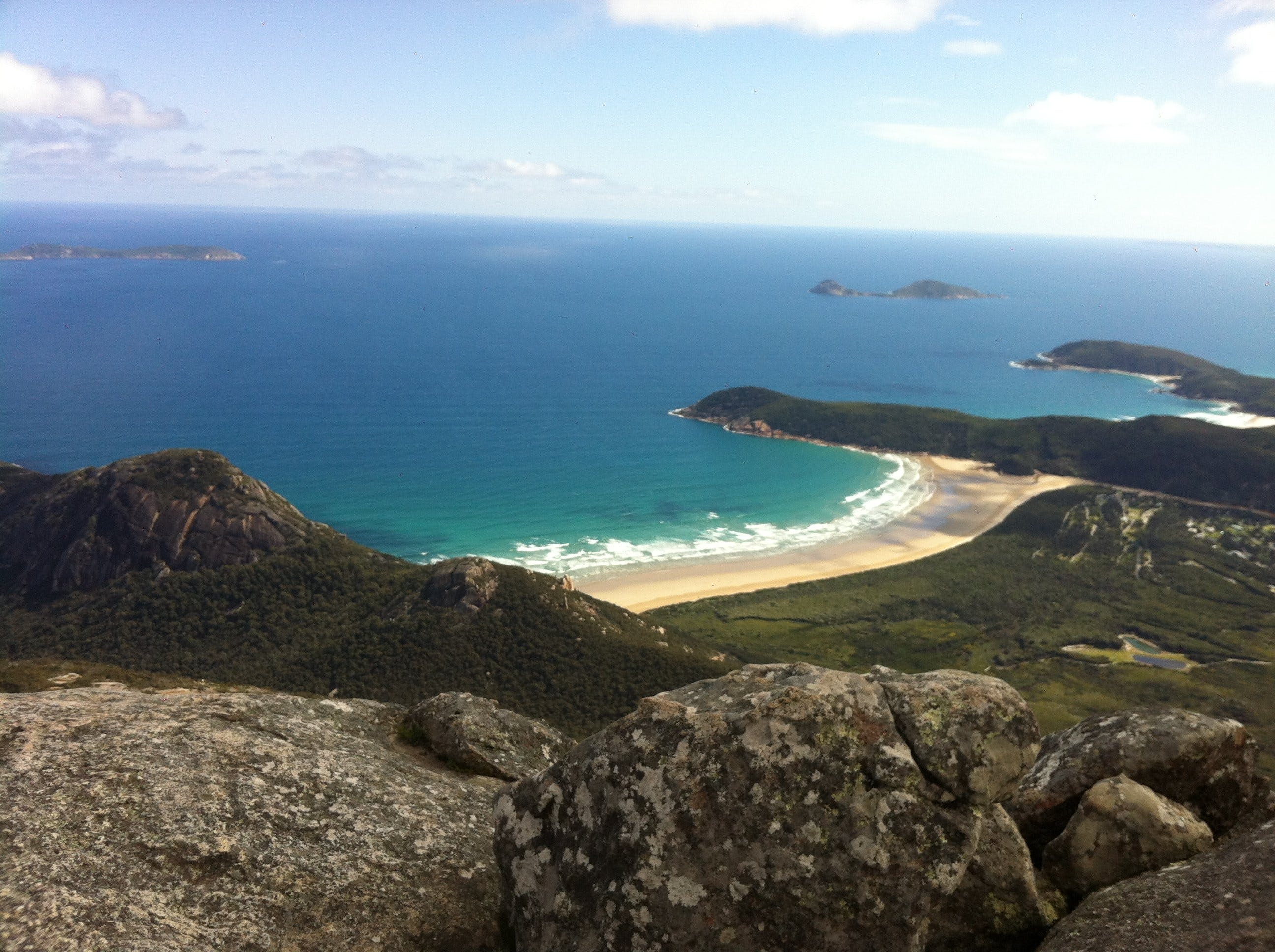 Mt Oberon Summit Walk - Victoria Tourism