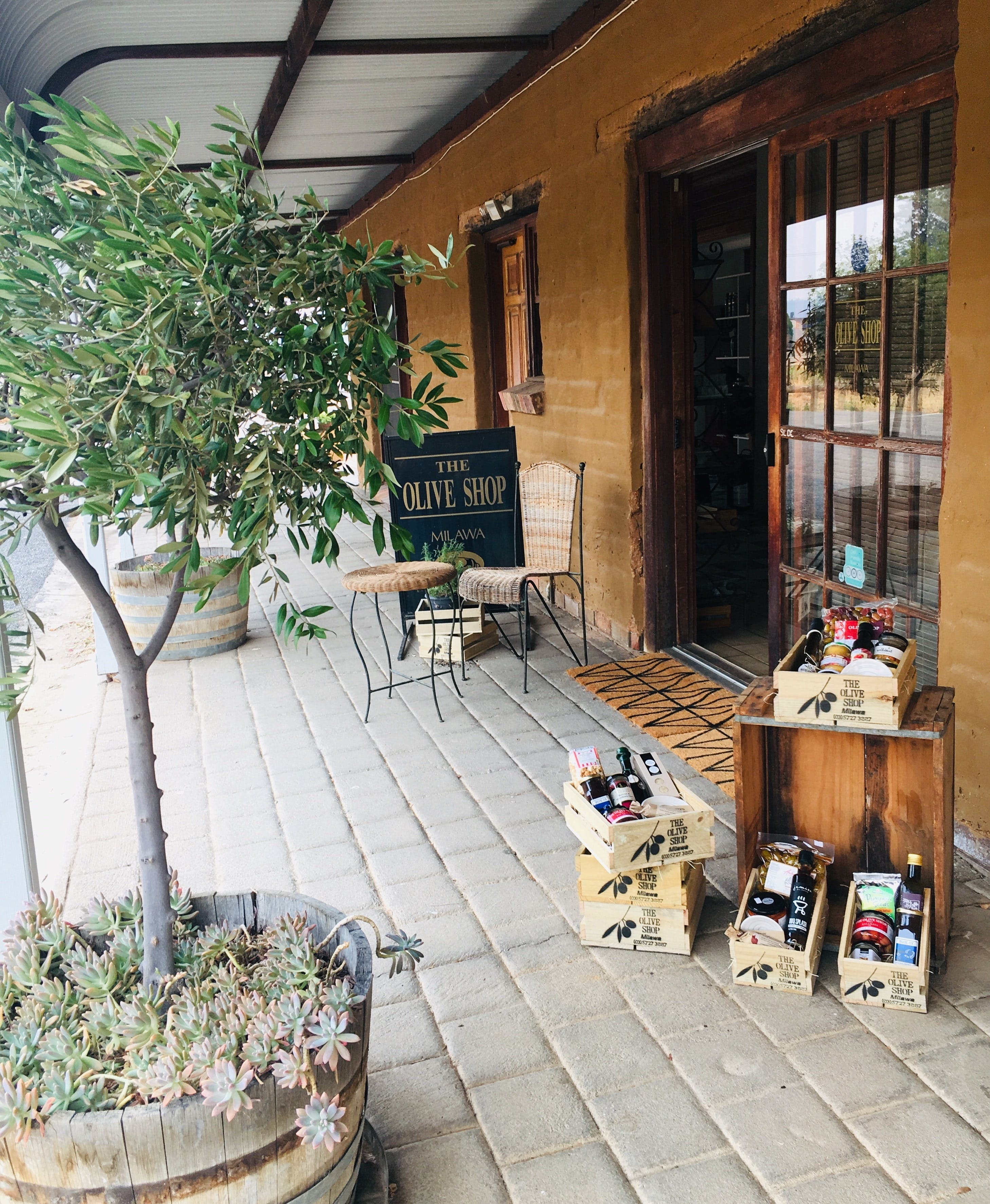 The Olive Shop - Milawa - Victoria Tourism