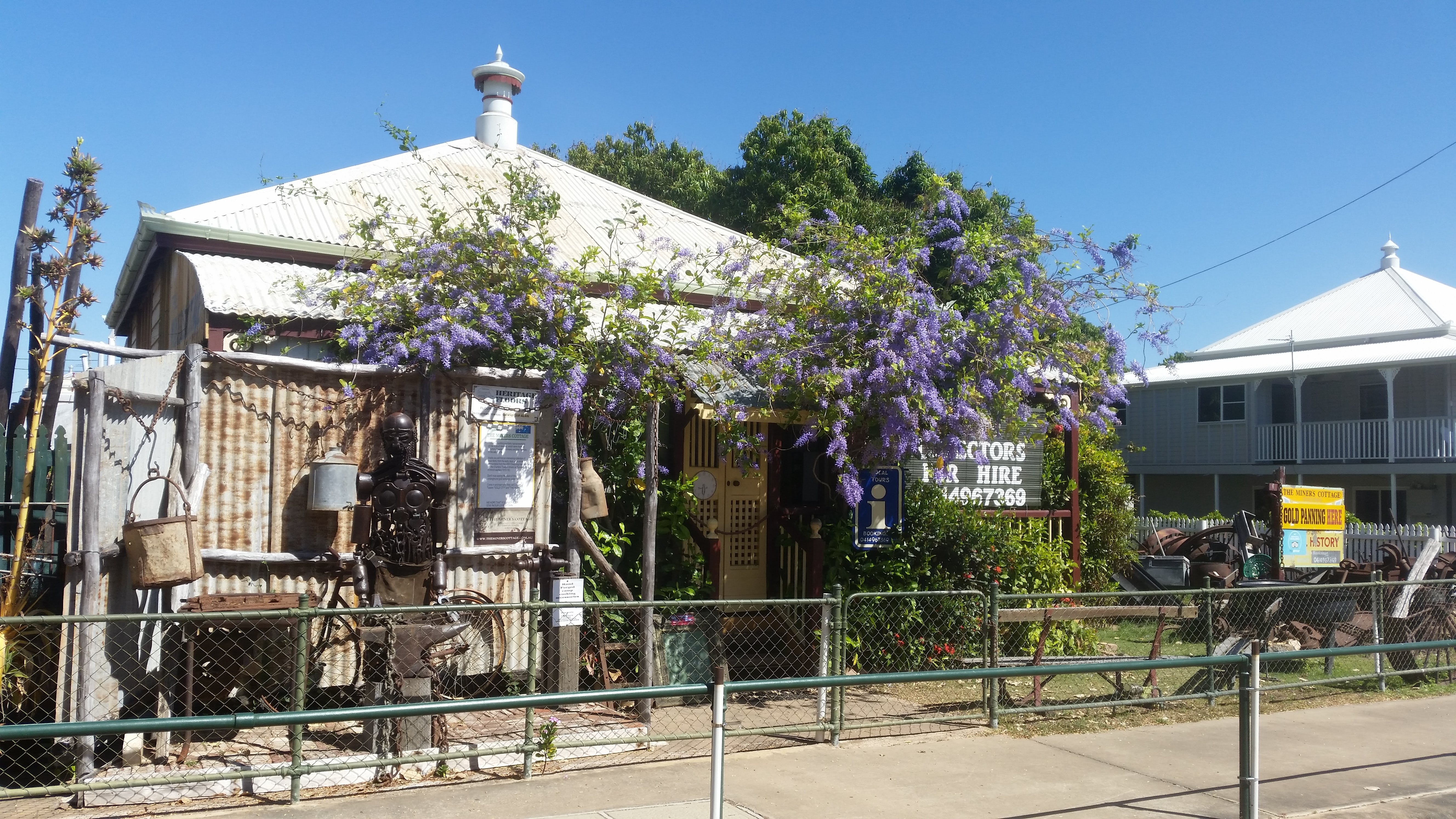 The Miner's Cottage - Victoria Tourism