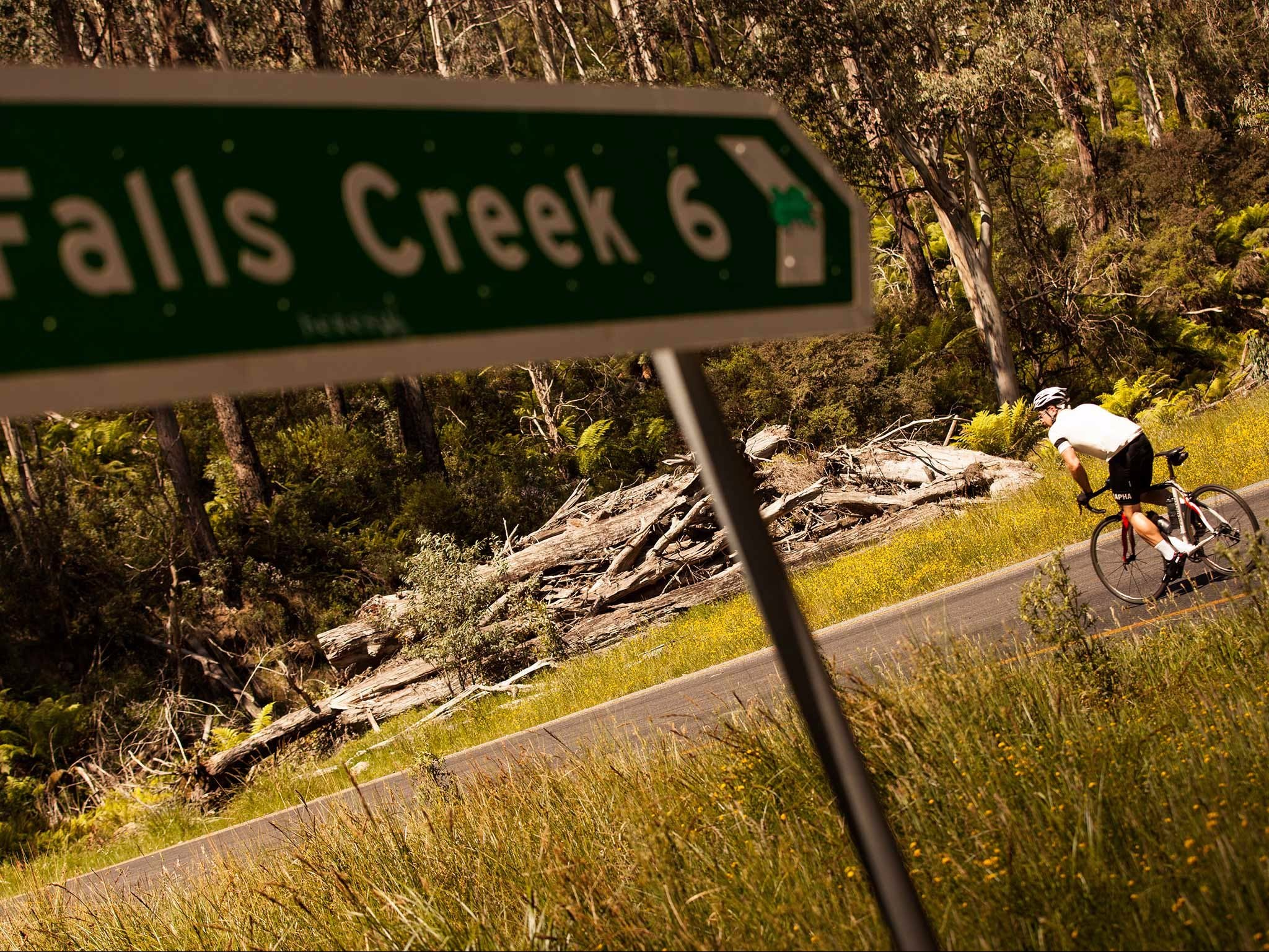 7 Peaks Ride - Falls Creek - Victoria Tourism