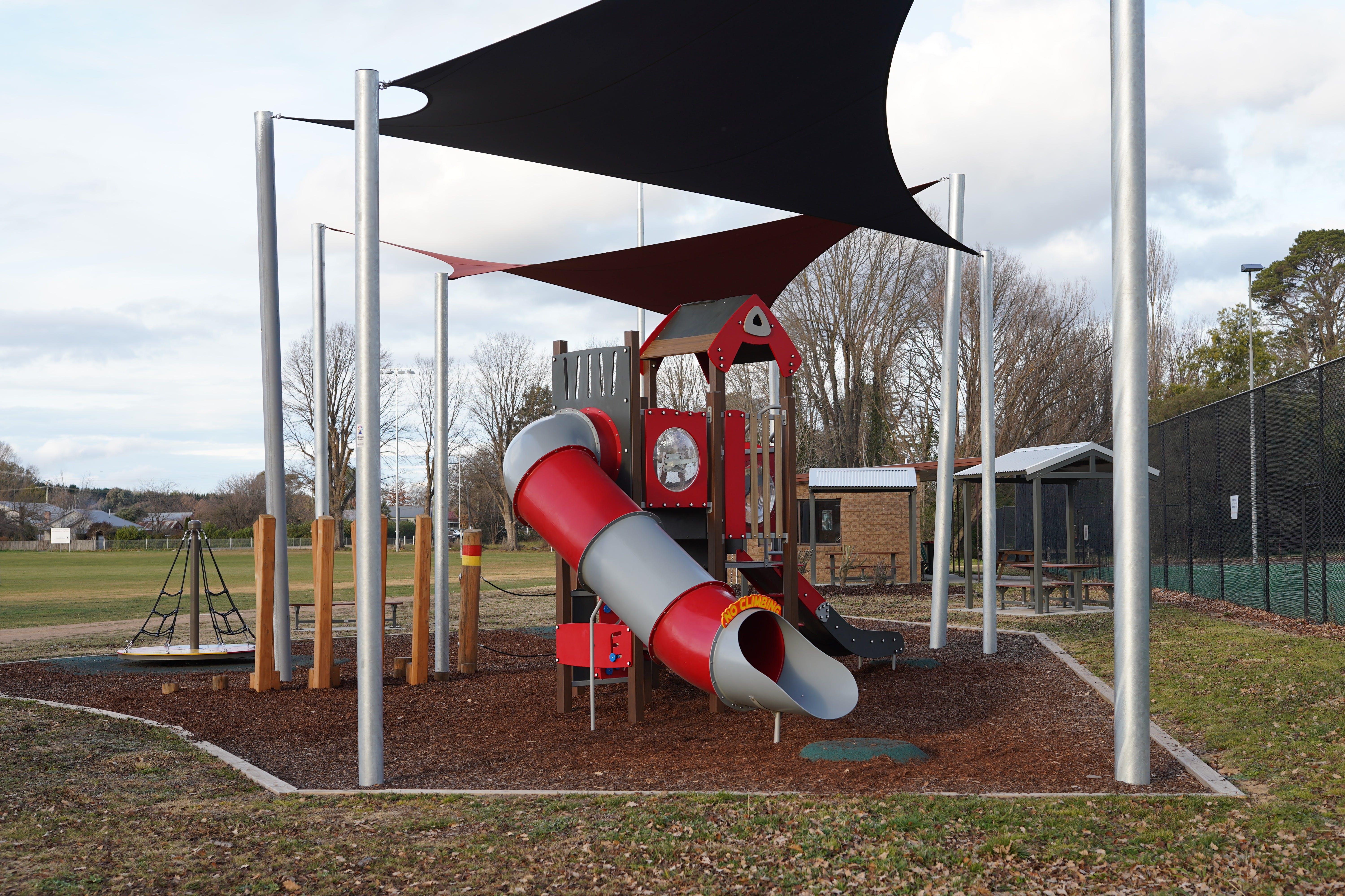 Braidwood Recreation Grounds and Playground - Victoria Tourism