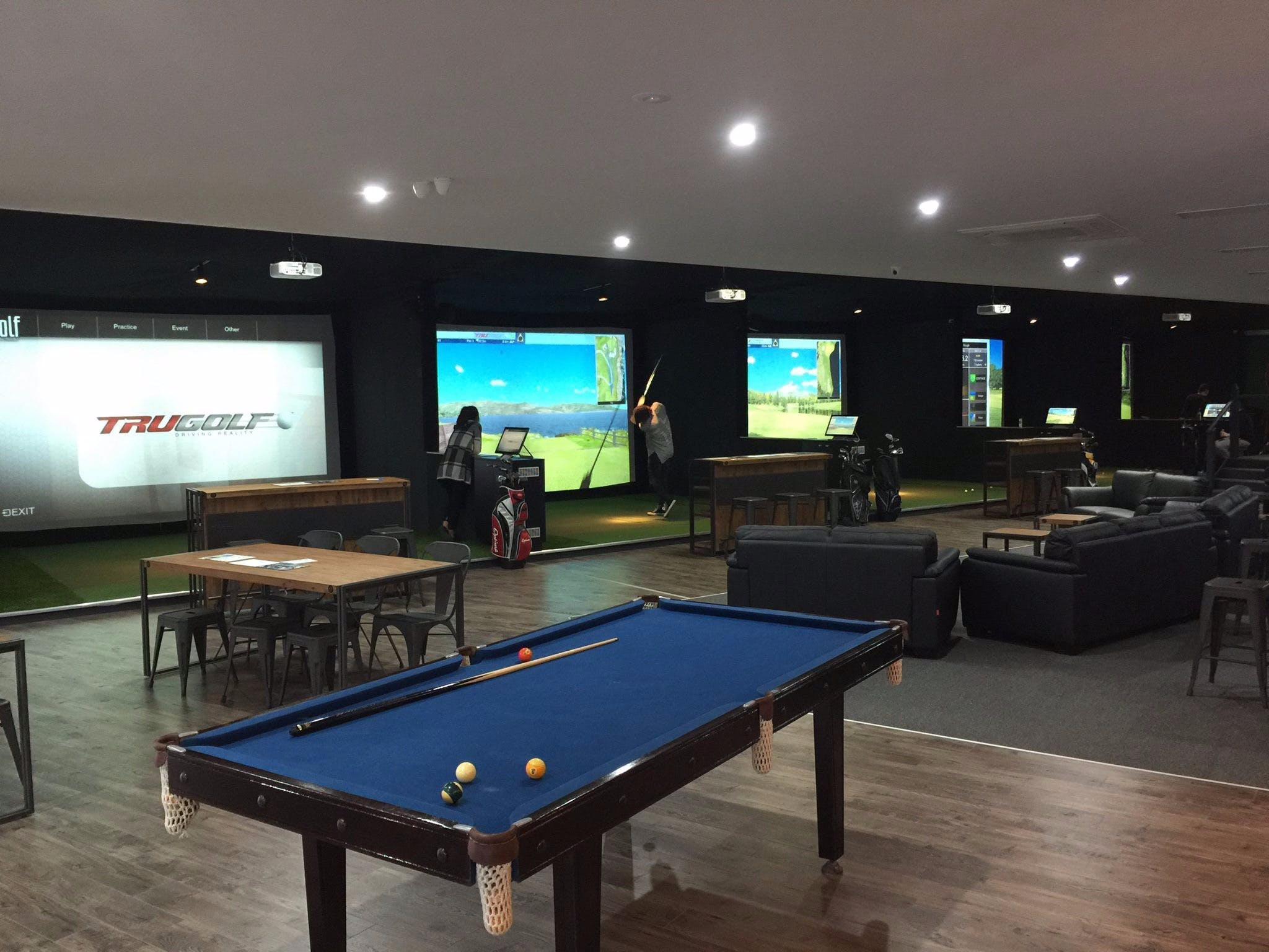 The Golfers Lounge - Victoria Tourism