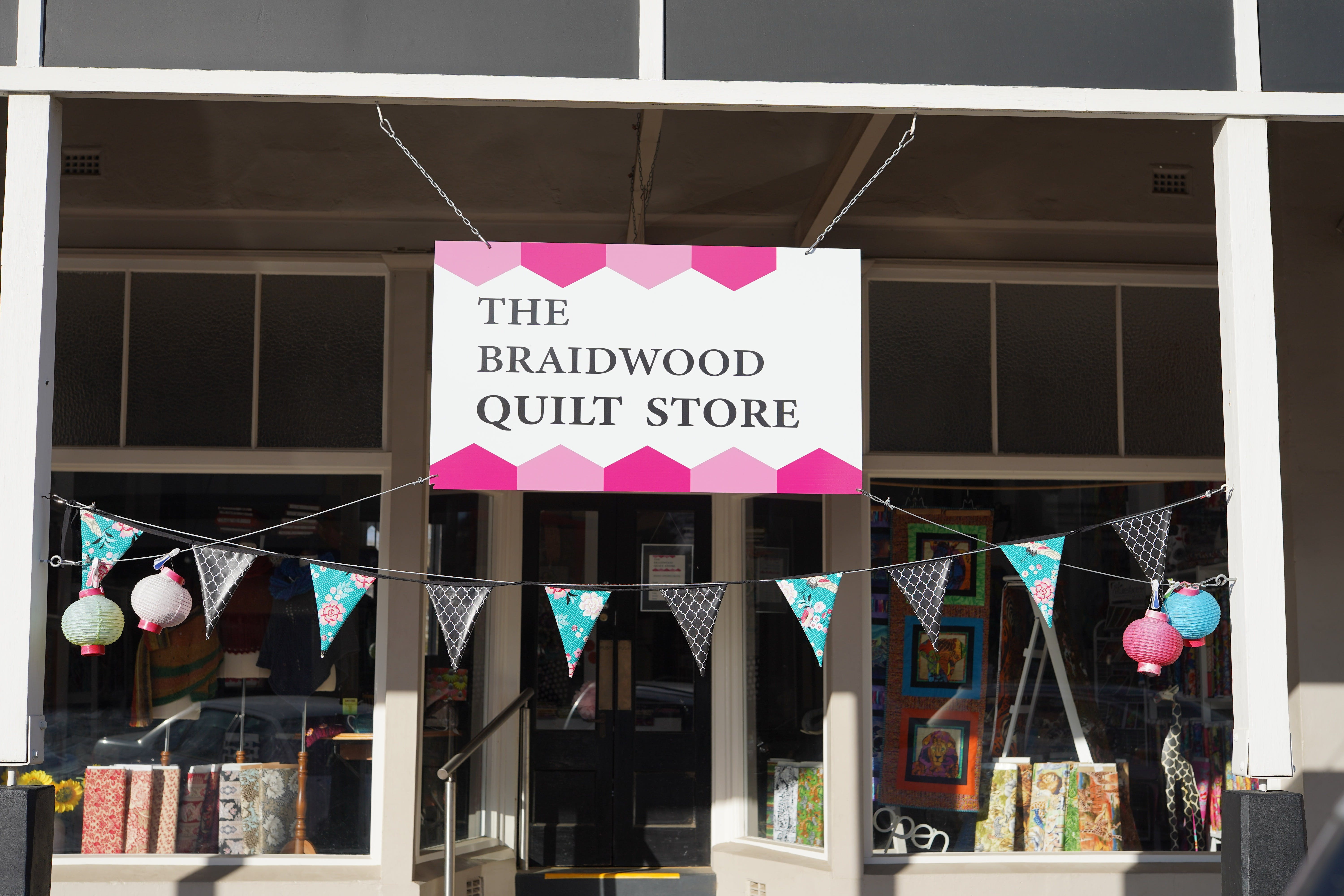 The Braidwood Quilt Store - Victoria Tourism