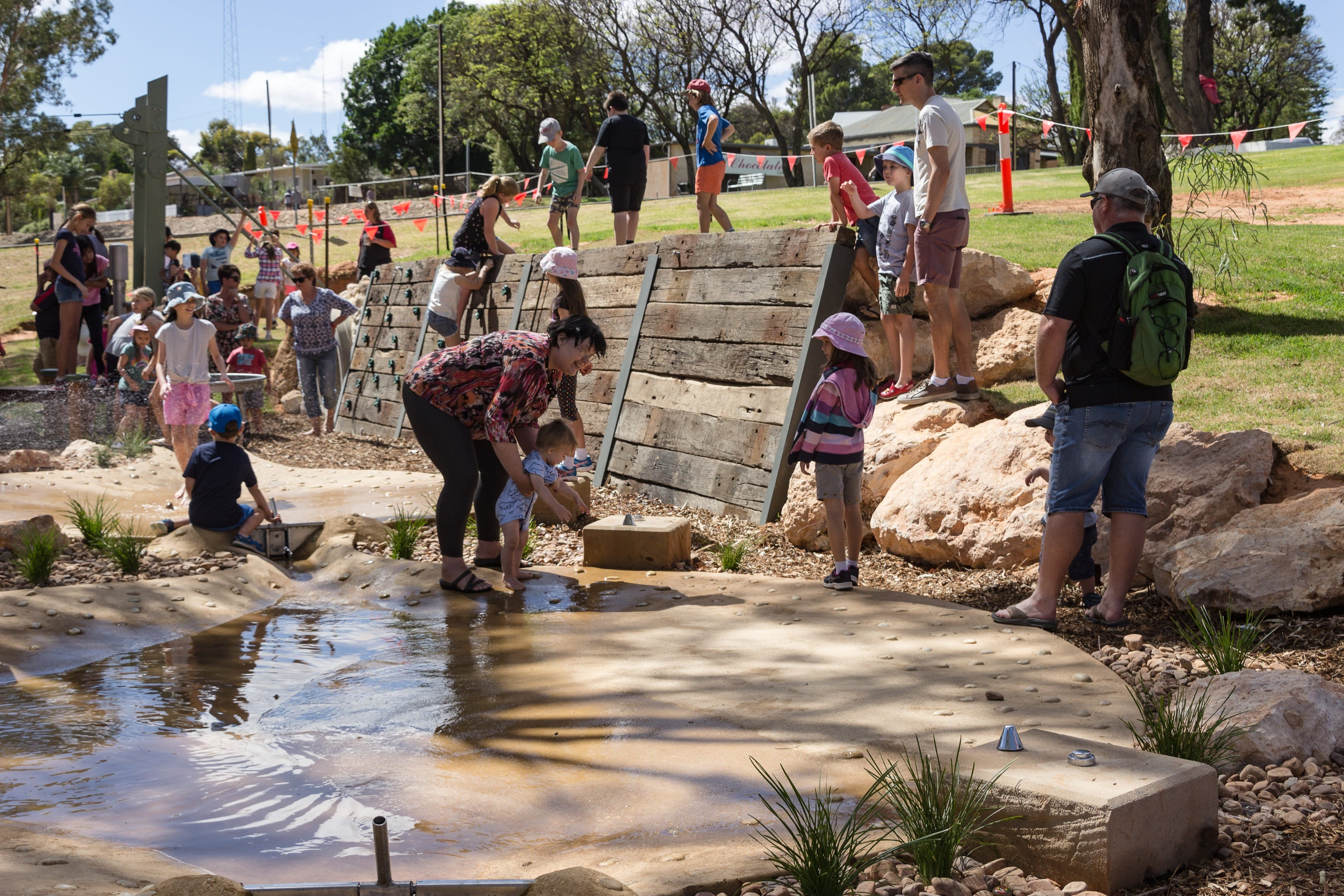 Waikerie Water and Nature Play Park - Victoria Tourism
