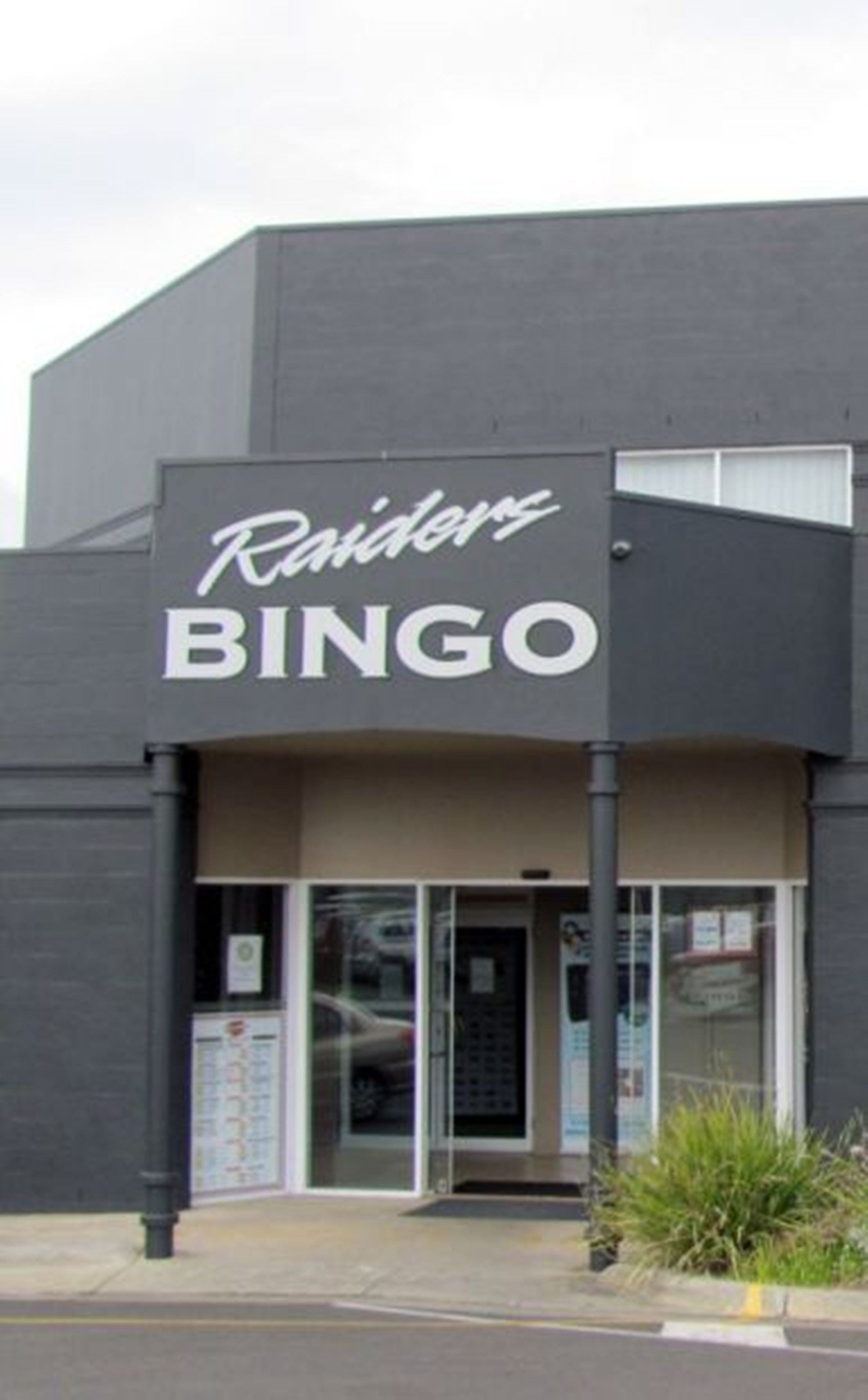 Raiders Bingo Centre - Victoria Tourism