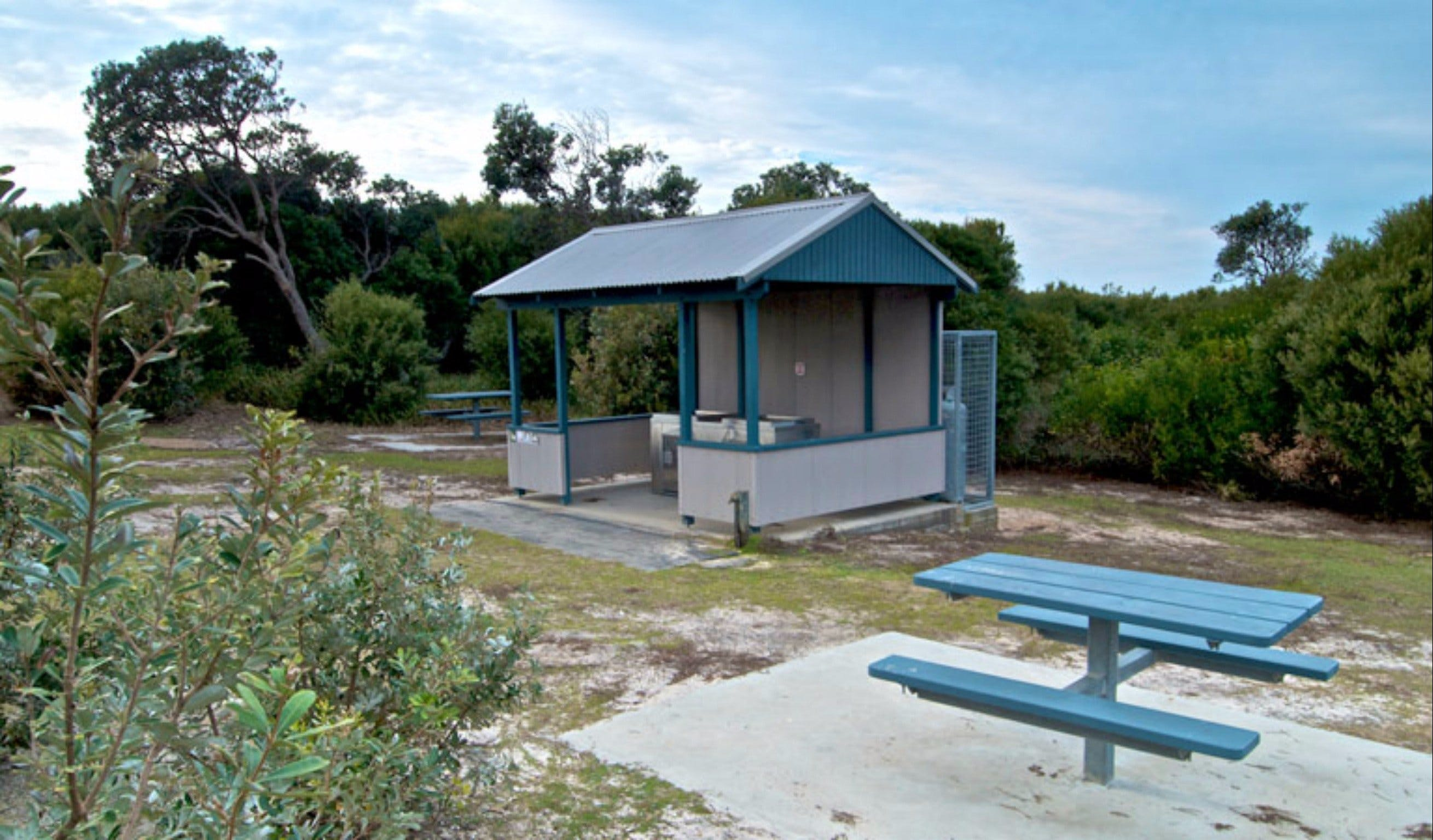 Tea Tree picnic area and lookout - Victoria Tourism