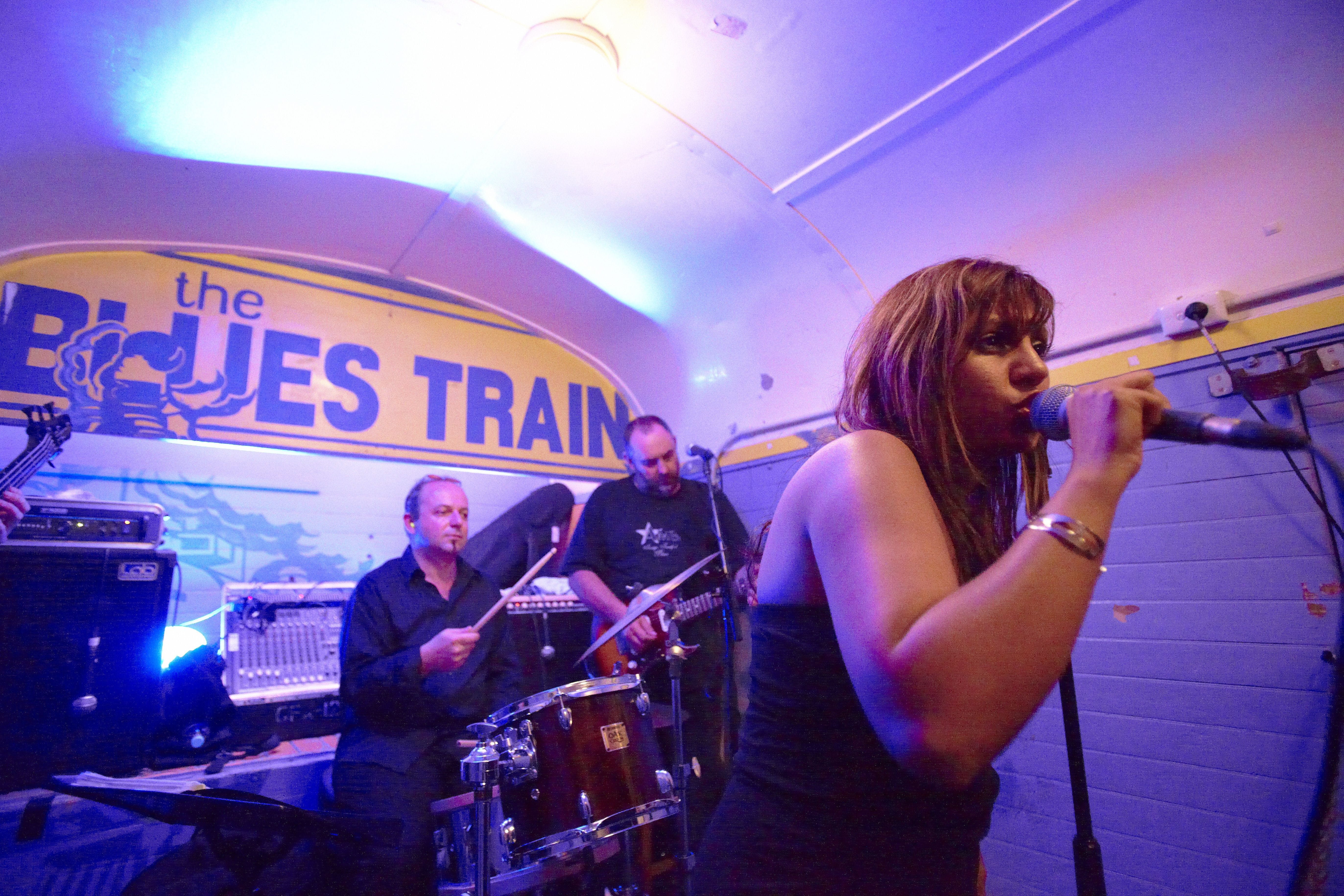 The Blues Train - Victoria Tourism