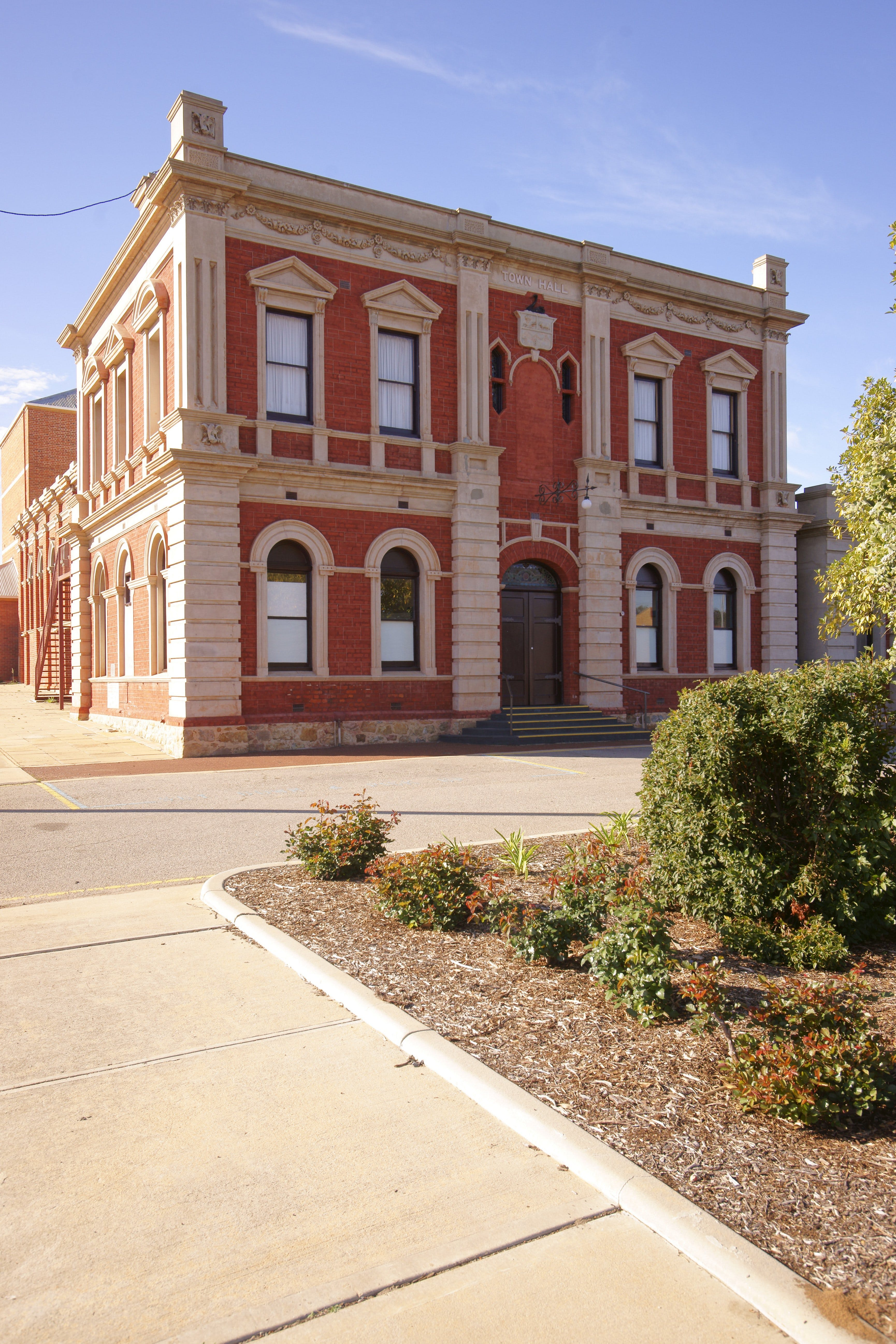 Northam Town Hall - Victoria Tourism