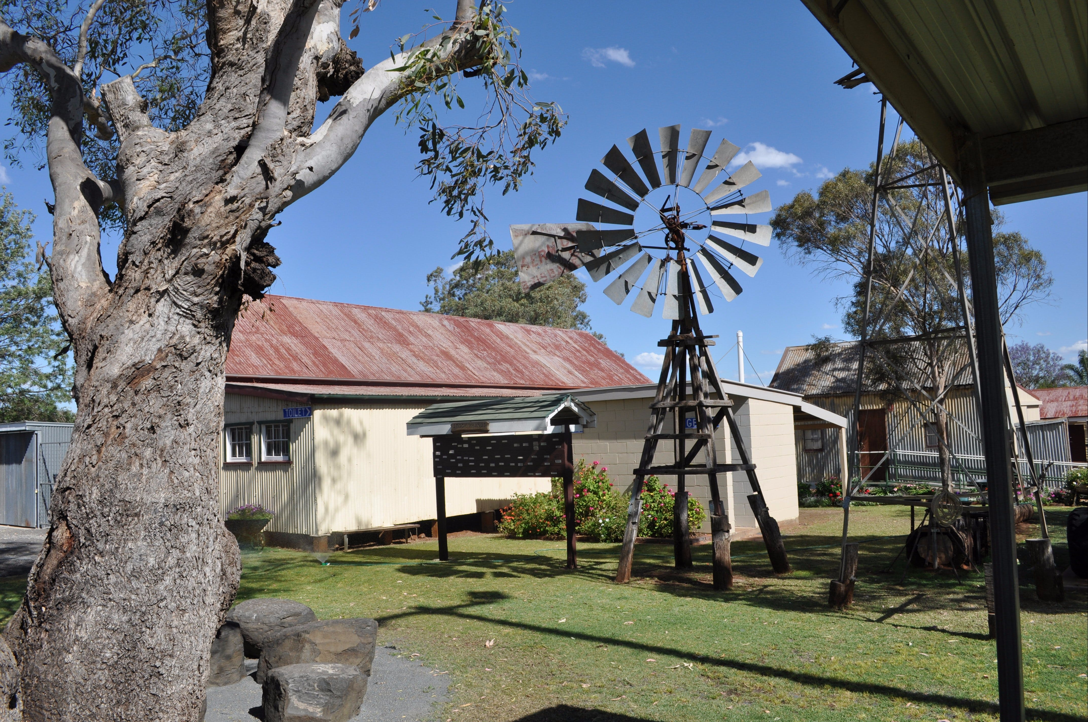 Pittsworth  Pioneer Historical Village - Victoria Tourism