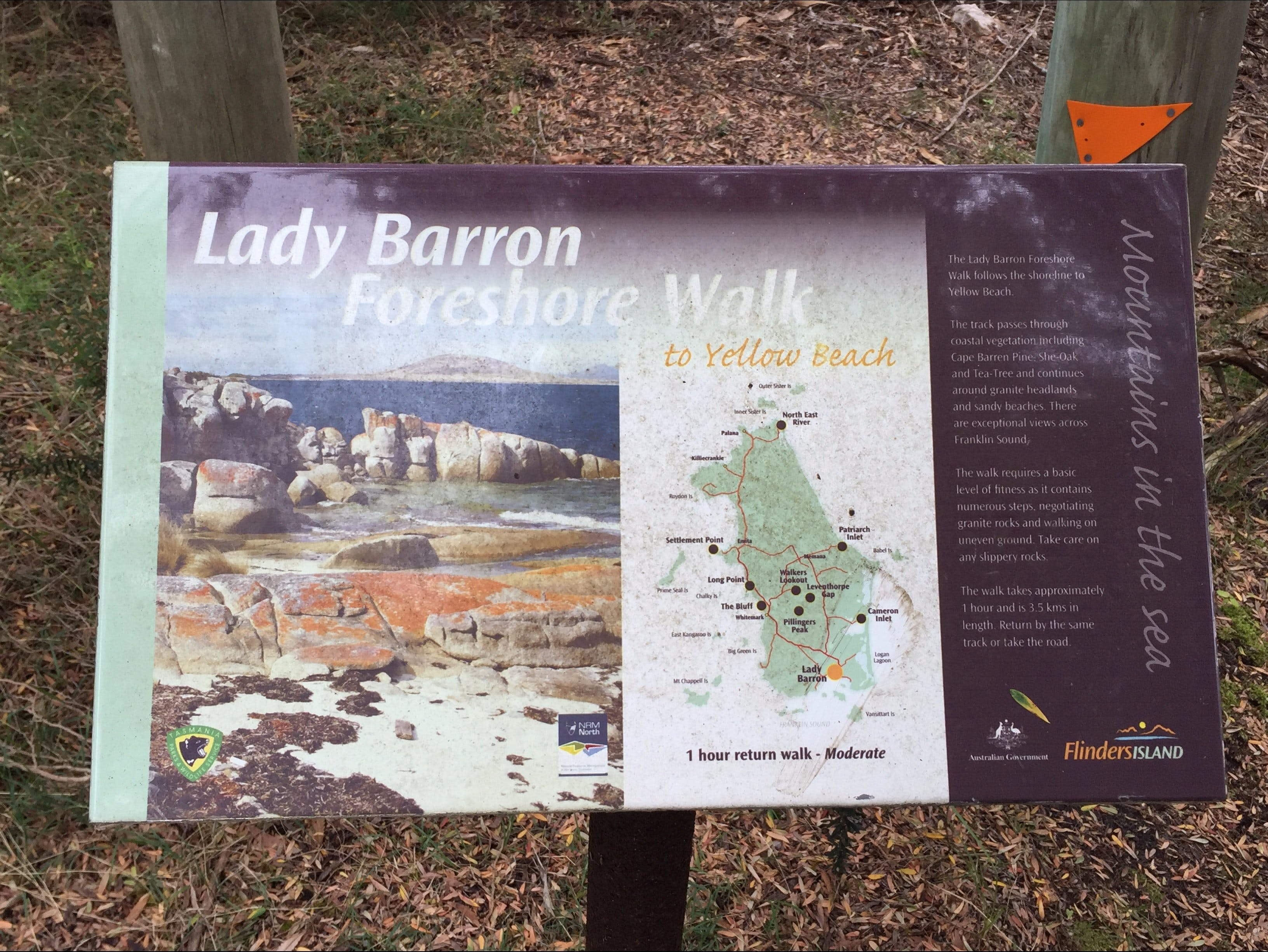 The Lady Barron Foreshore Walk - Victoria Tourism