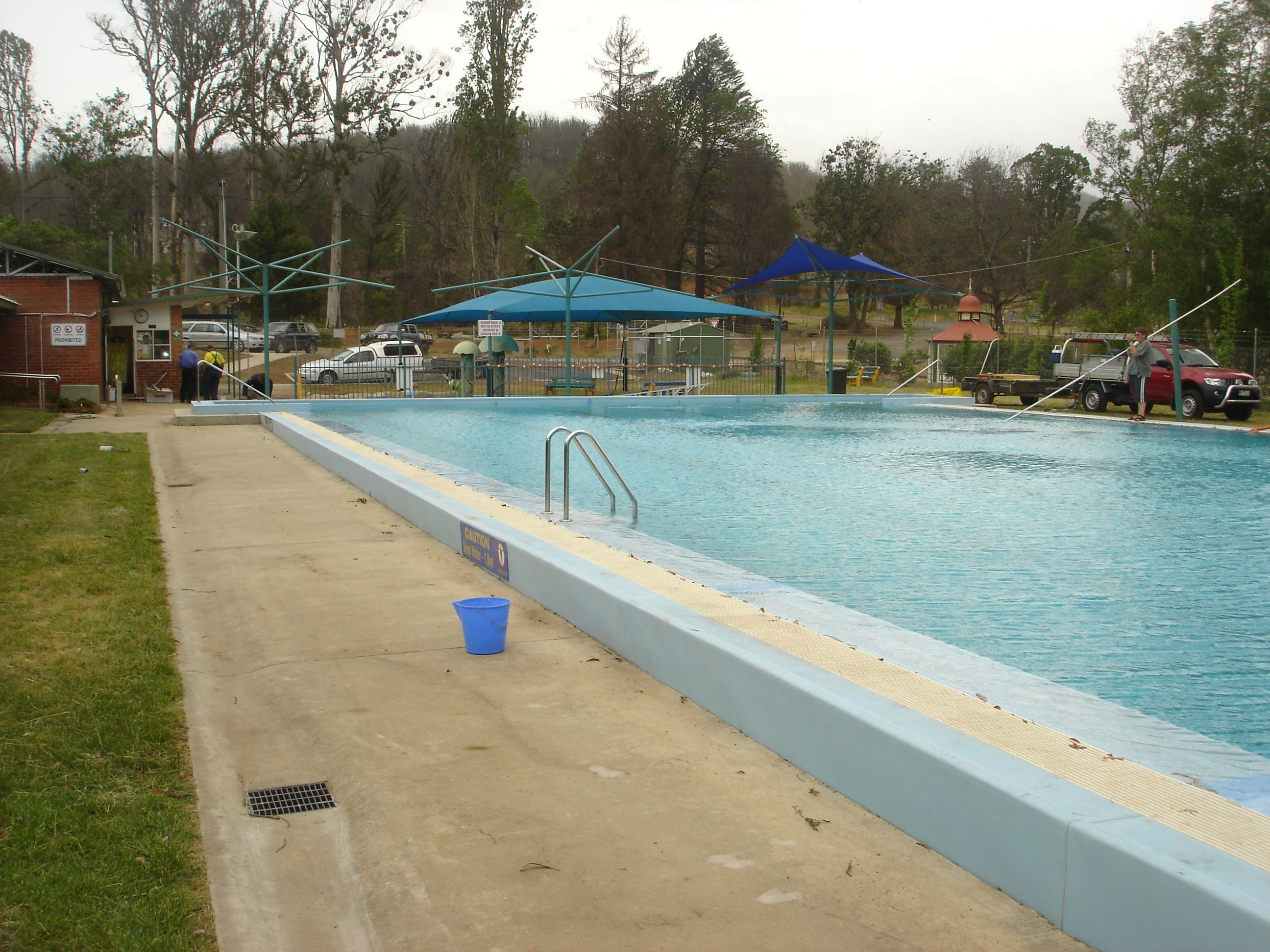 Marysville Outdoor Swimming Pool - Victoria Tourism