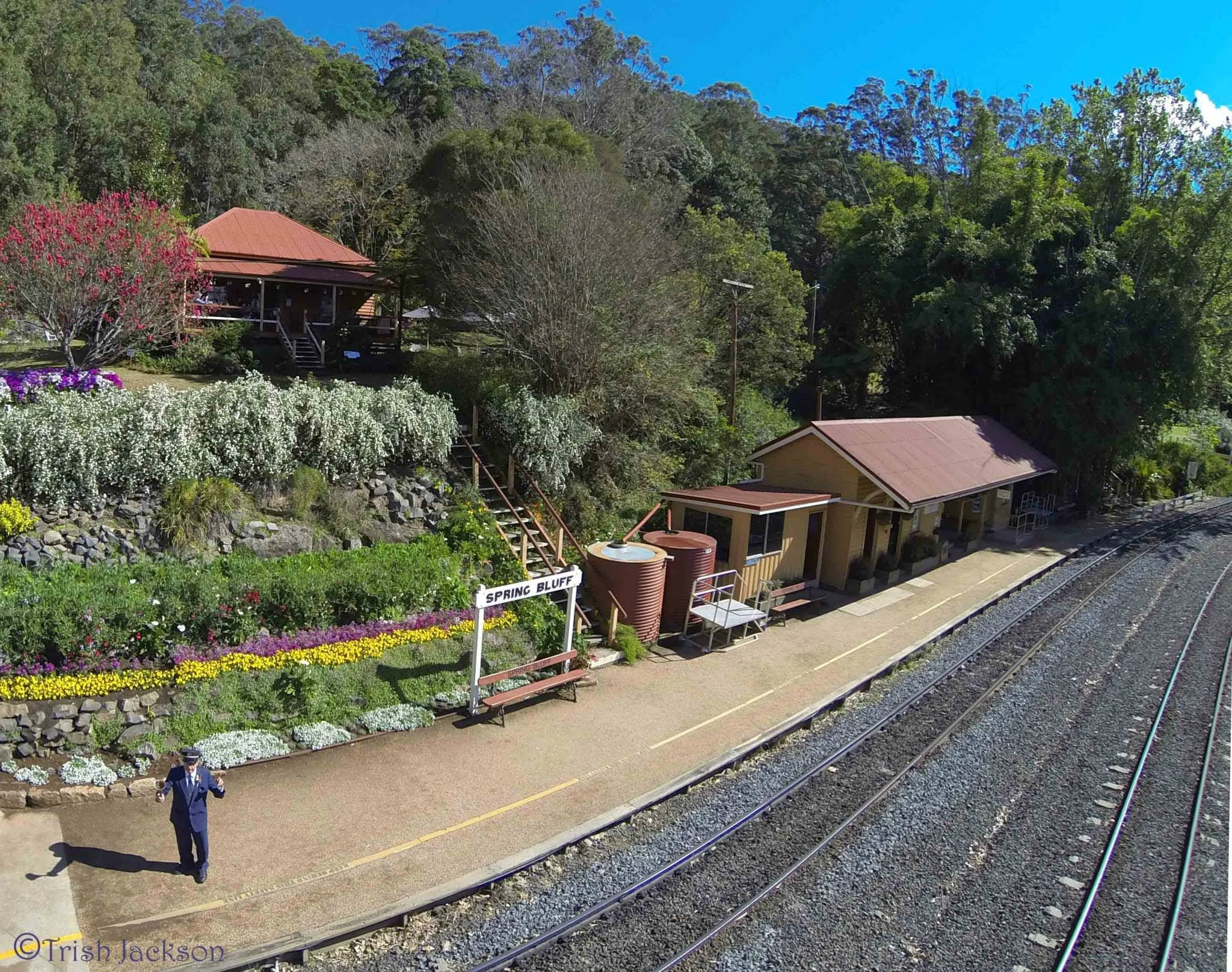 Spring Bluff Railway Station - Victoria Tourism