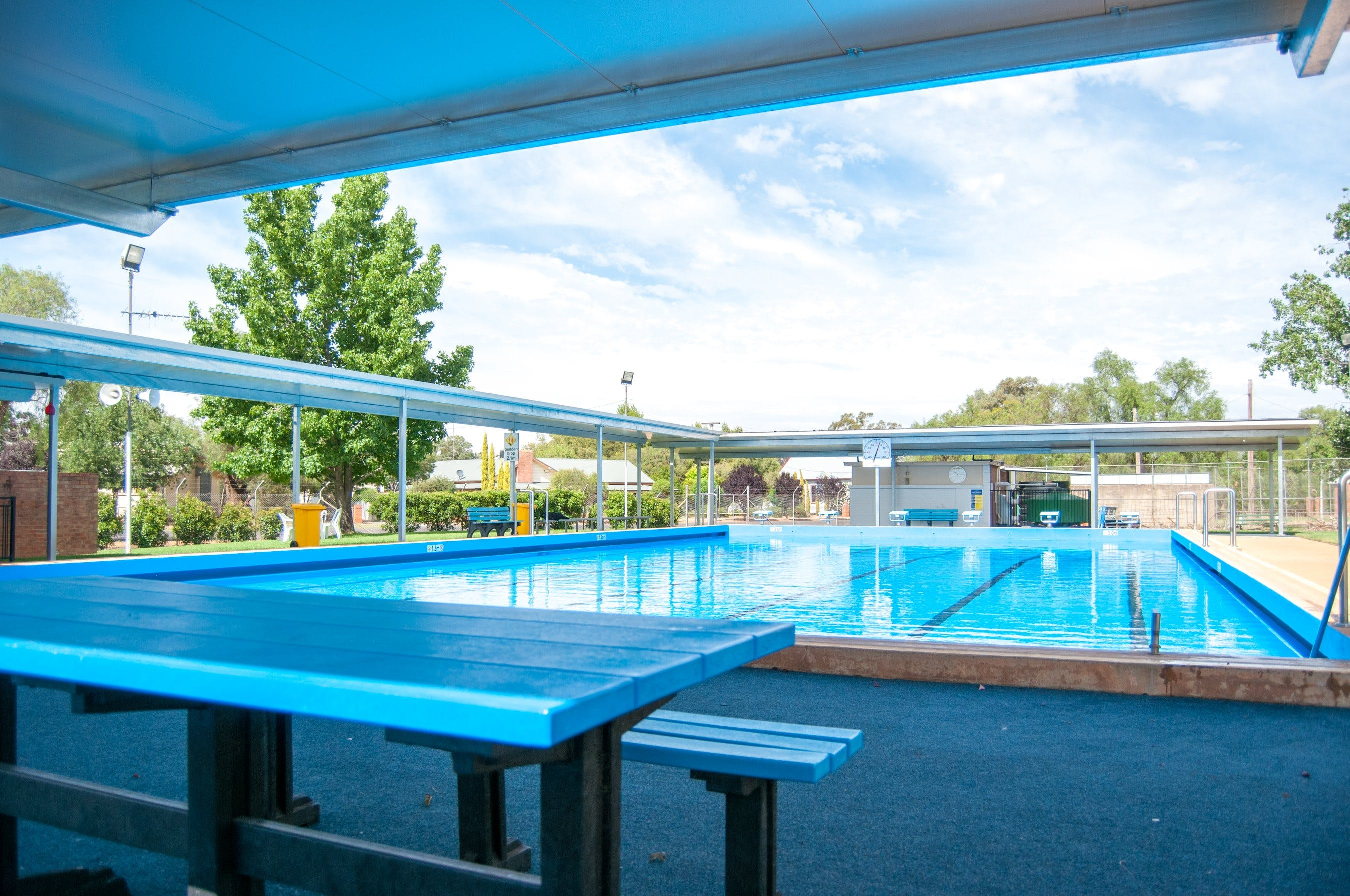 Barellan Swimming Pool - Victoria Tourism