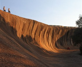 Wave Rock - Victoria Tourism