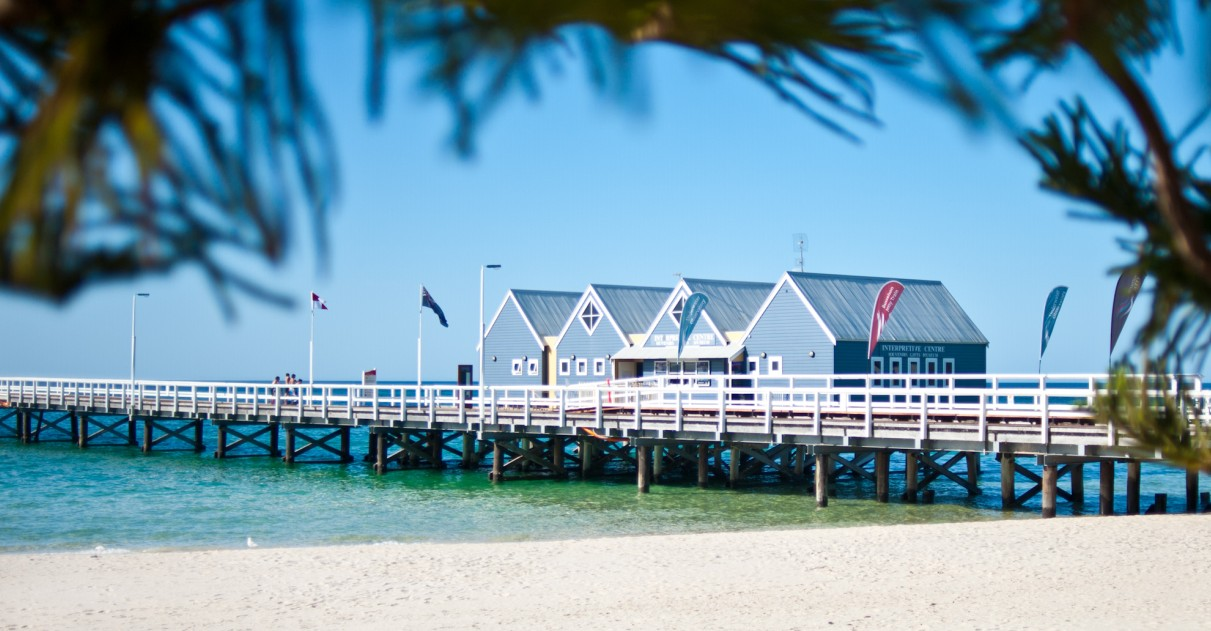 Busselton Jetty  Underwater Observatory Tour - Victoria Tourism