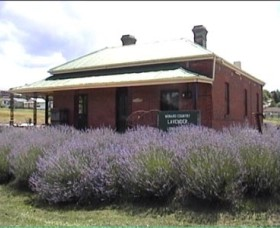 Lavender House in Railway Park - Victoria Tourism