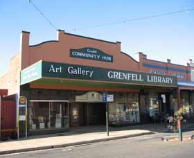 Grenfell Art Gallery - Victoria Tourism