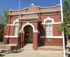 Grenfell Historical Museum - Victoria Tourism