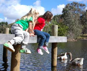 Vasse River and Rotary Park - Victoria Tourism