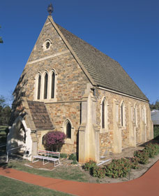 Uniting Church - York - Victoria Tourism