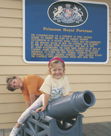 Princess Royal Fortress Military Museum - Victoria Tourism