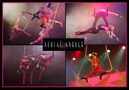 Aerial Angels - Victoria Tourism
